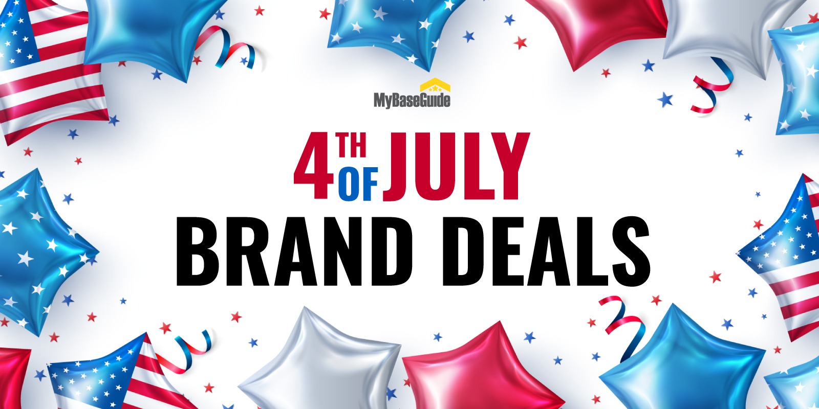 4th of July Deals: 11 Brands You Can't Miss