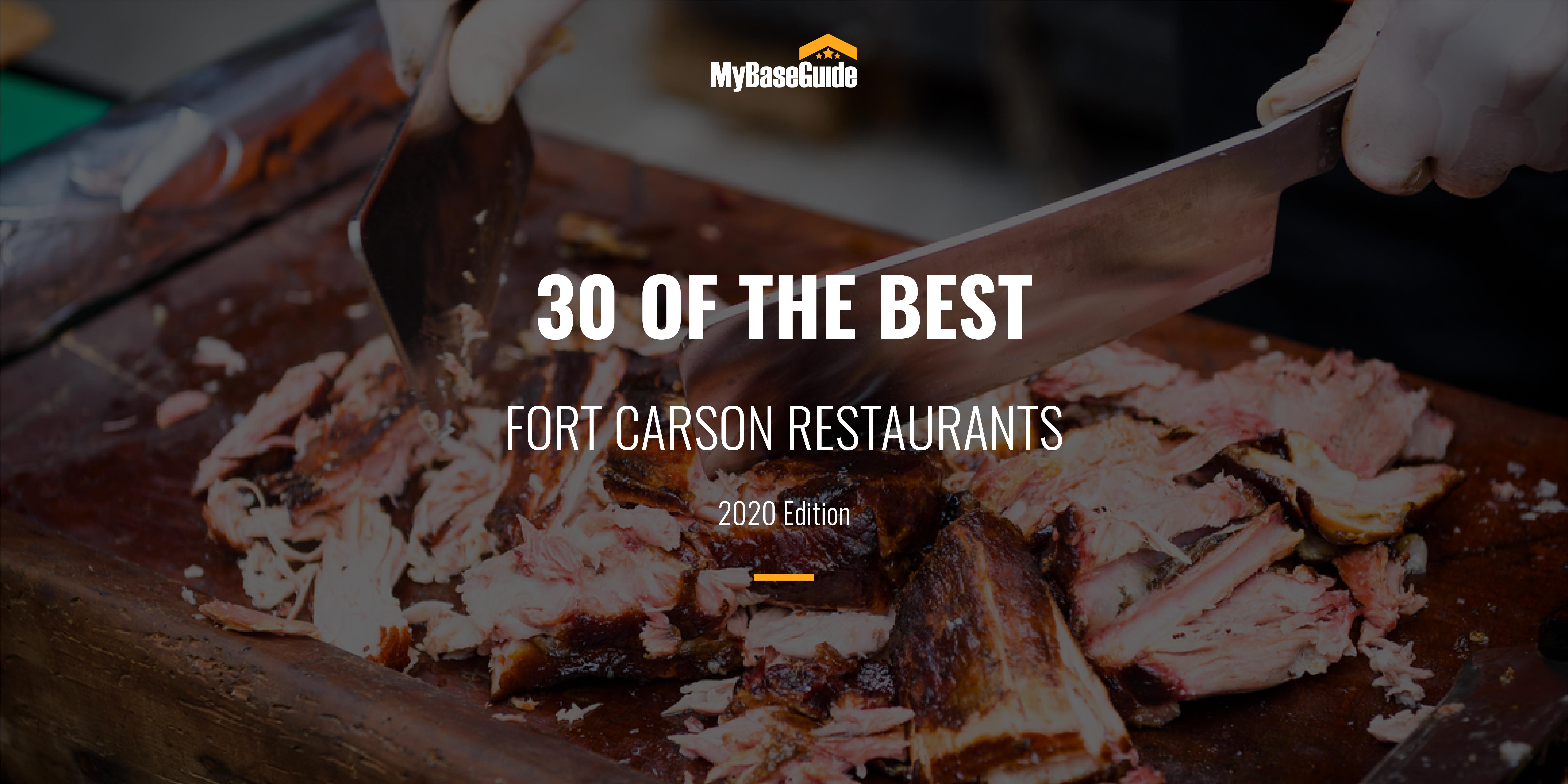 Fort Carson Restaurants