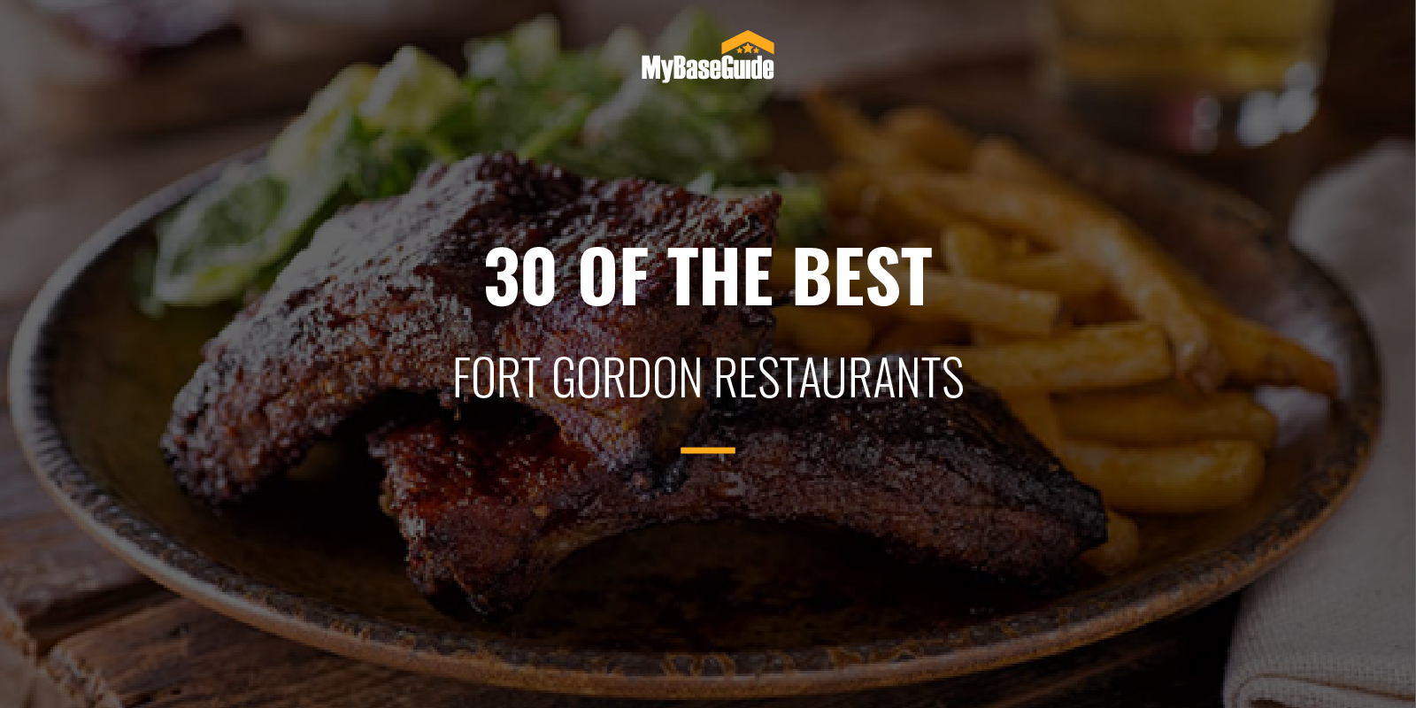 Best Fort Gordon Restaurants