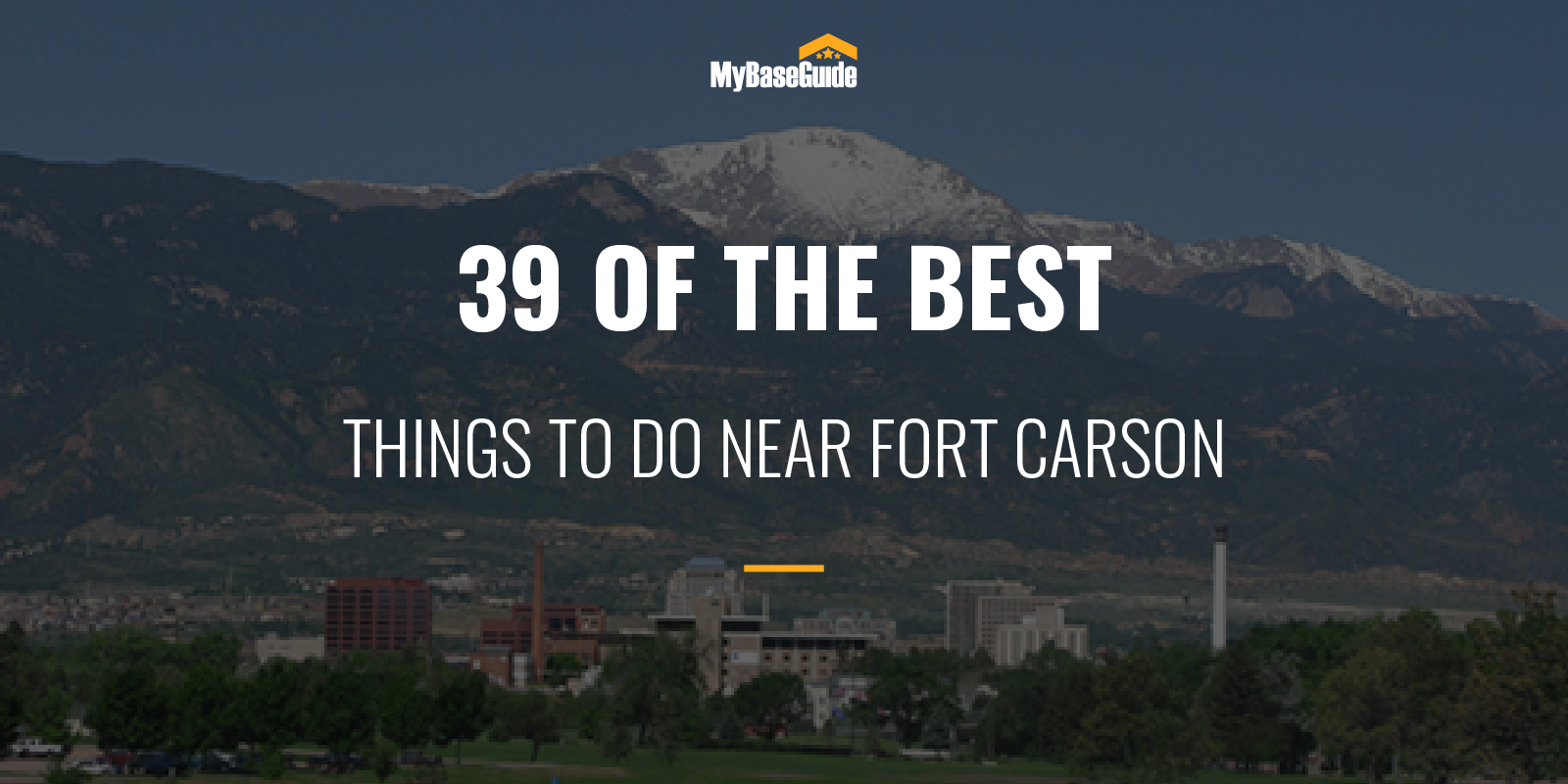 Best Things to Do Near Fort Carson