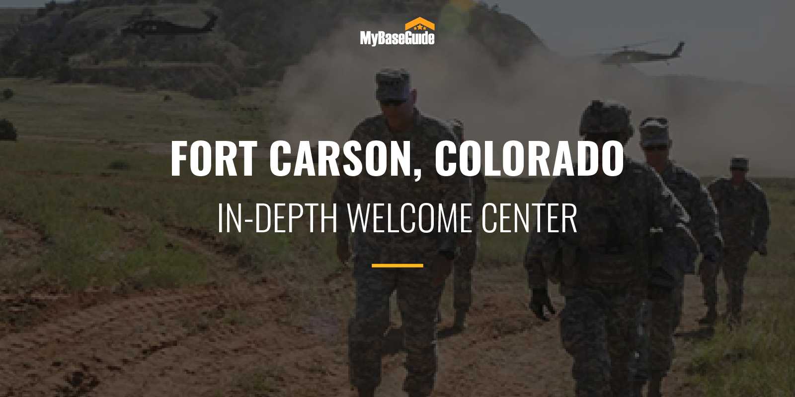Fort Carson In-Depth Welcome Center