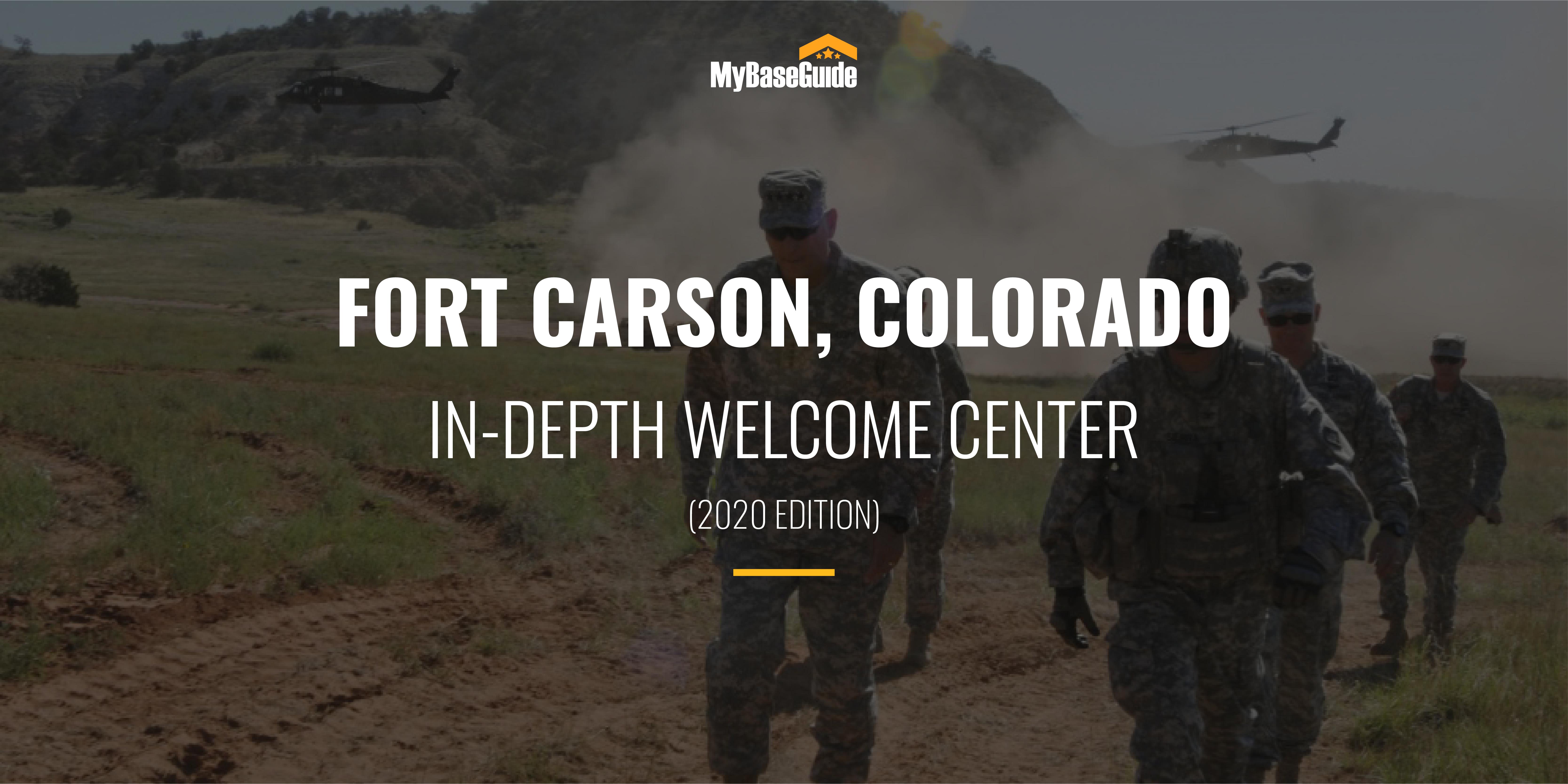 Fort Carson Colorado