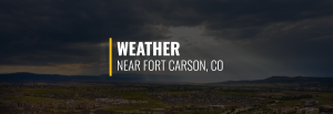 Fort Carson Weather