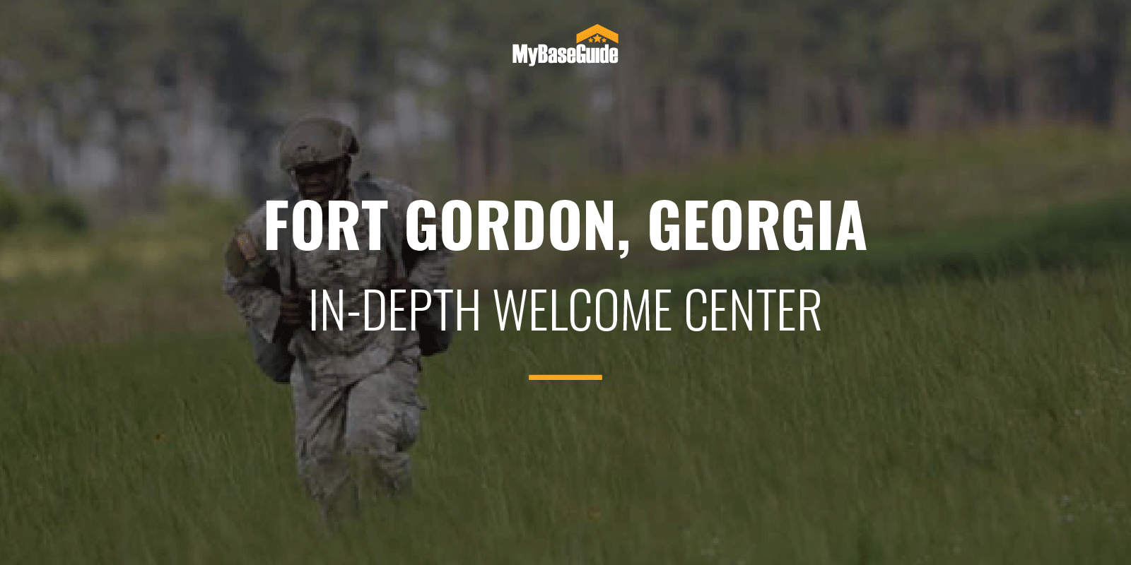 Fort Gordon In-Depth Welcome Center