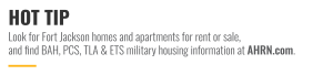 Look for Fort Jackson homes and apartments for rent or sale