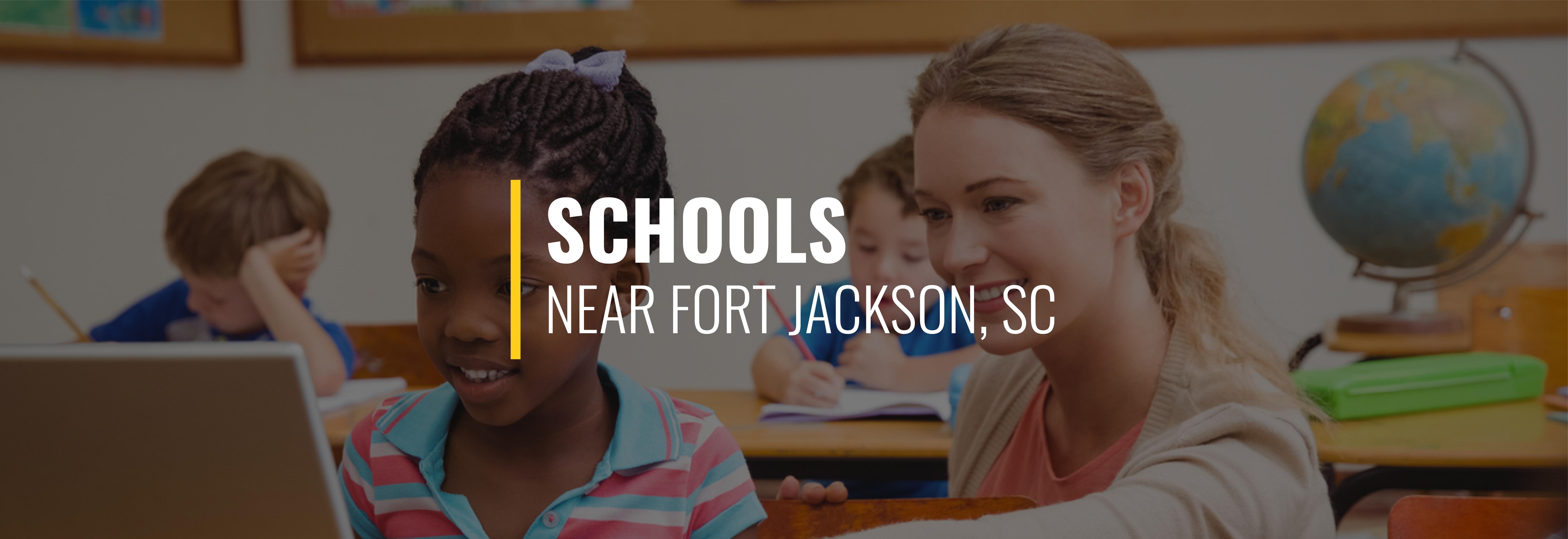 Fort Jackson SC Schools