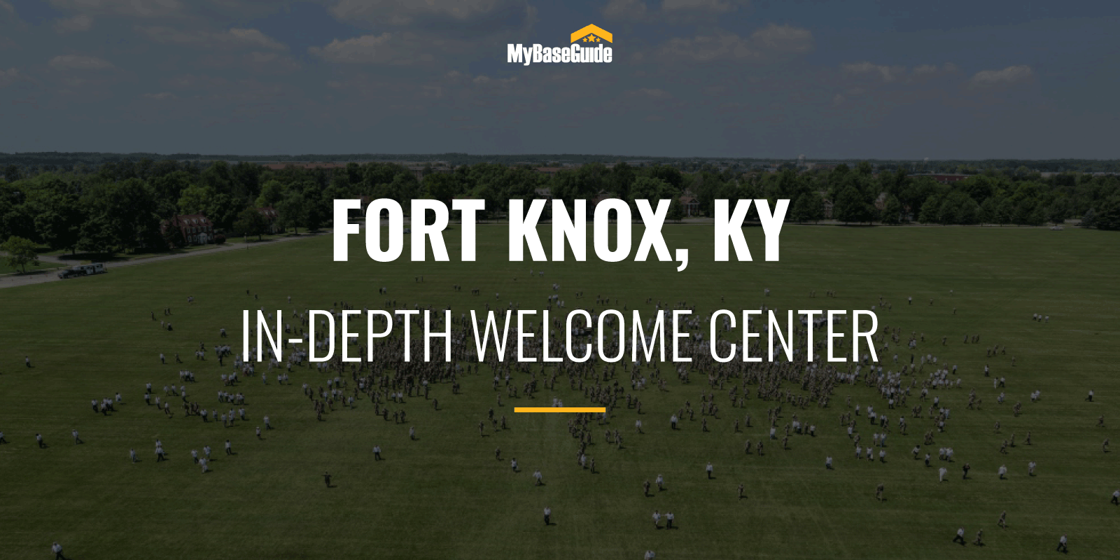 Fort Knox In-Depth Welcome Center