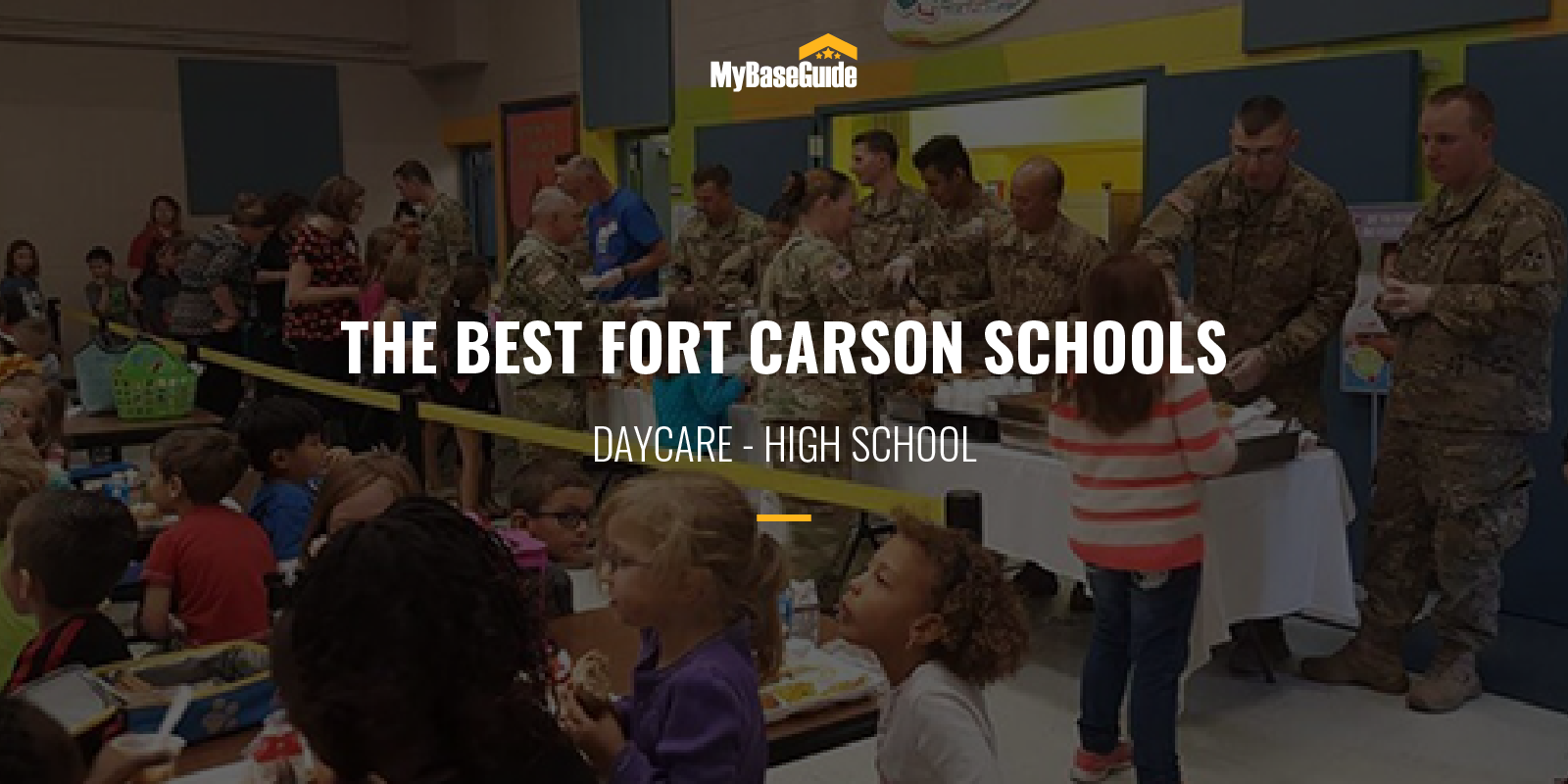 The Best Fort Carson Schools