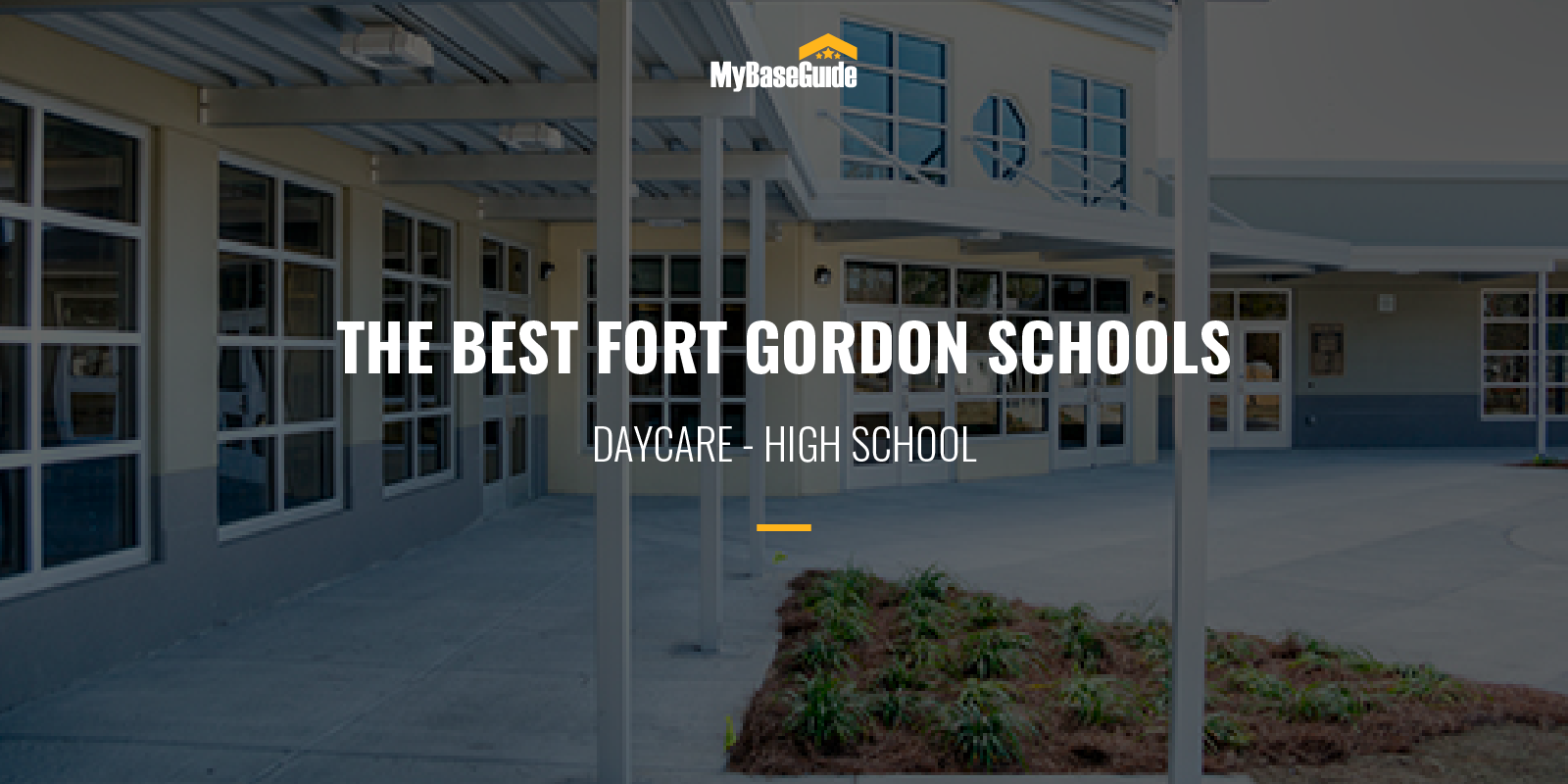 Best Fort Gordon Schools