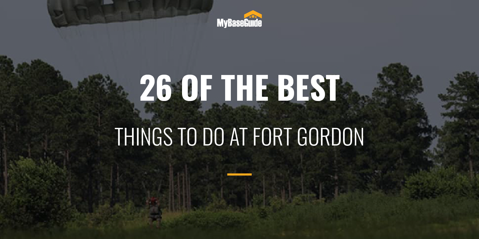 Best Things to Do Around Fort Gordon