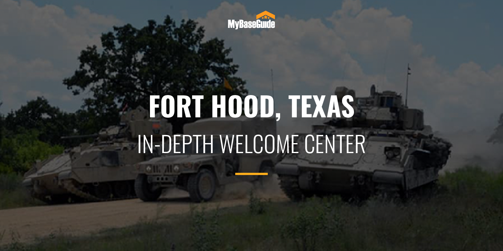 Fort Hood In-Depth Welcome Center