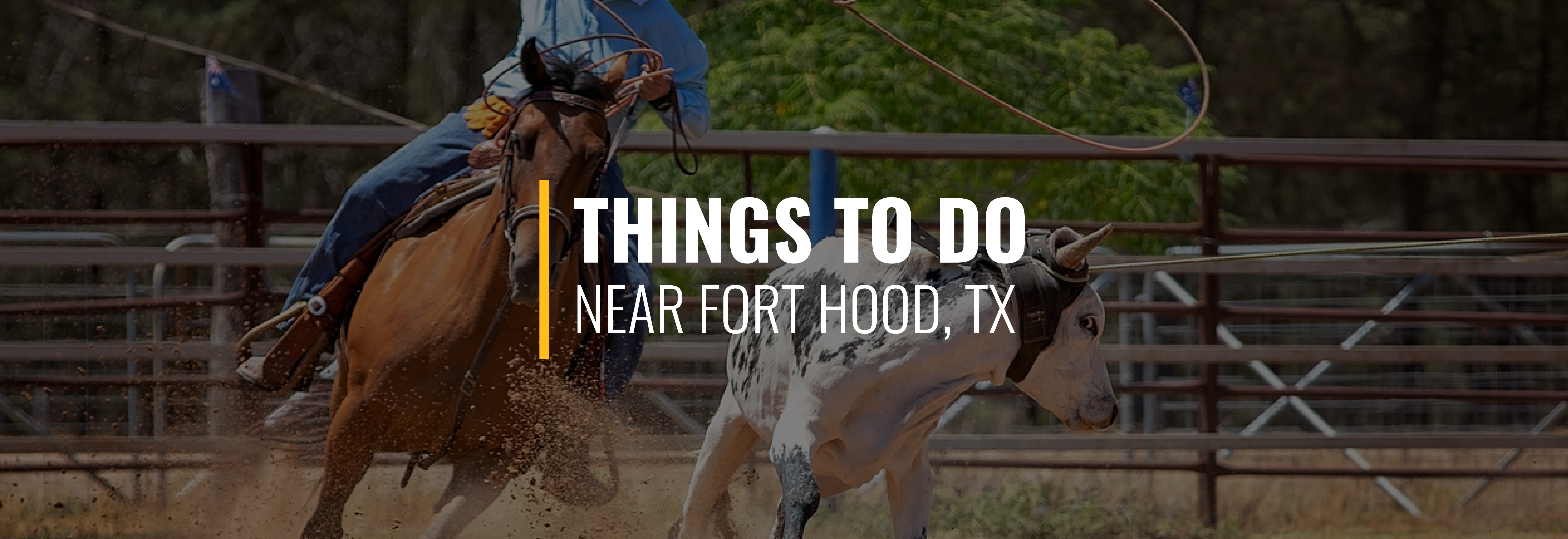 Things to Do At Fort Hood
