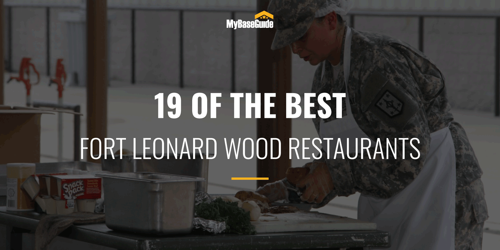 Best Restaurants Fort Leonard
