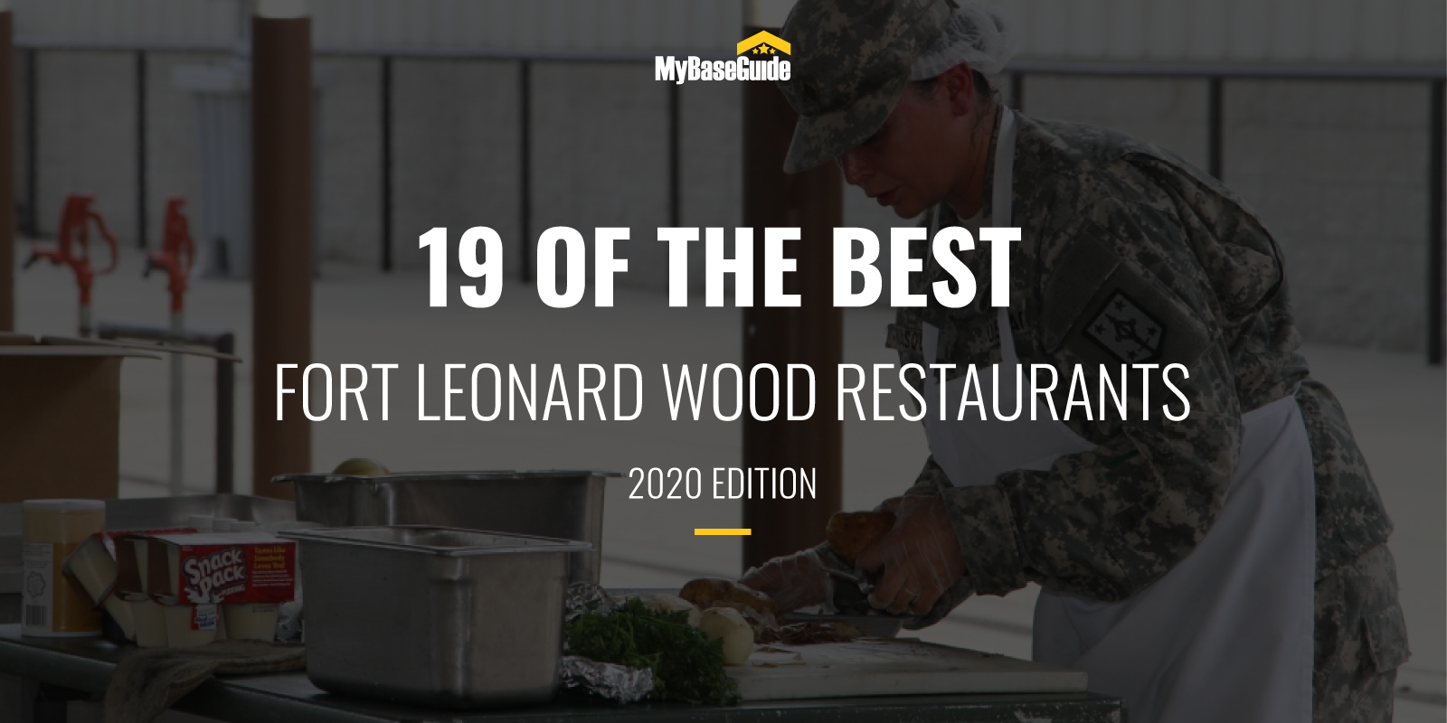 19 of the Best Fort Leonard Wood Restaurants