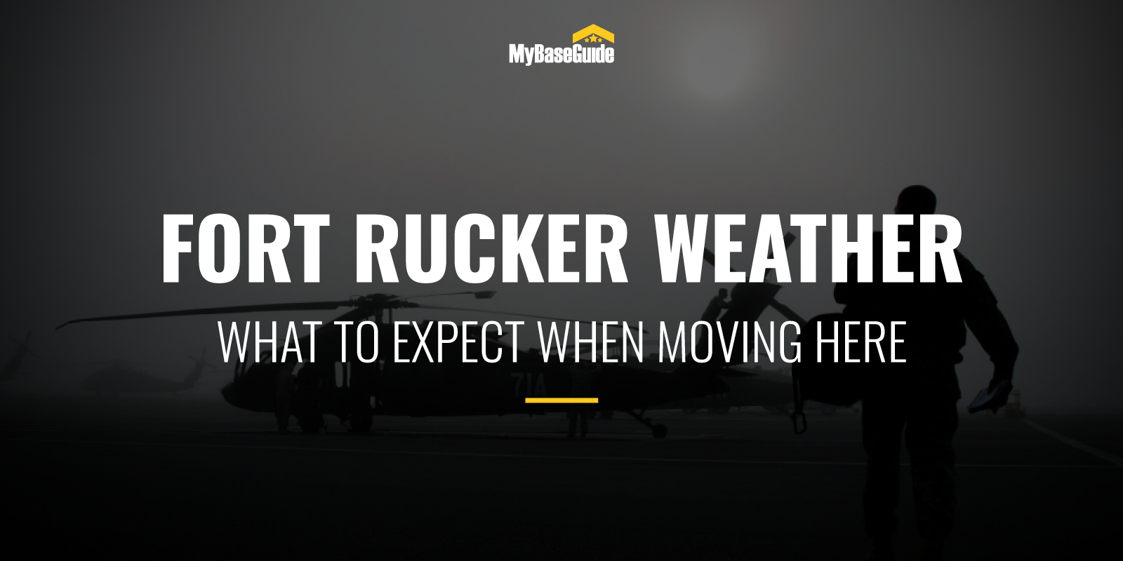 Fort Rucker Weather: What To Expect When Moving Here