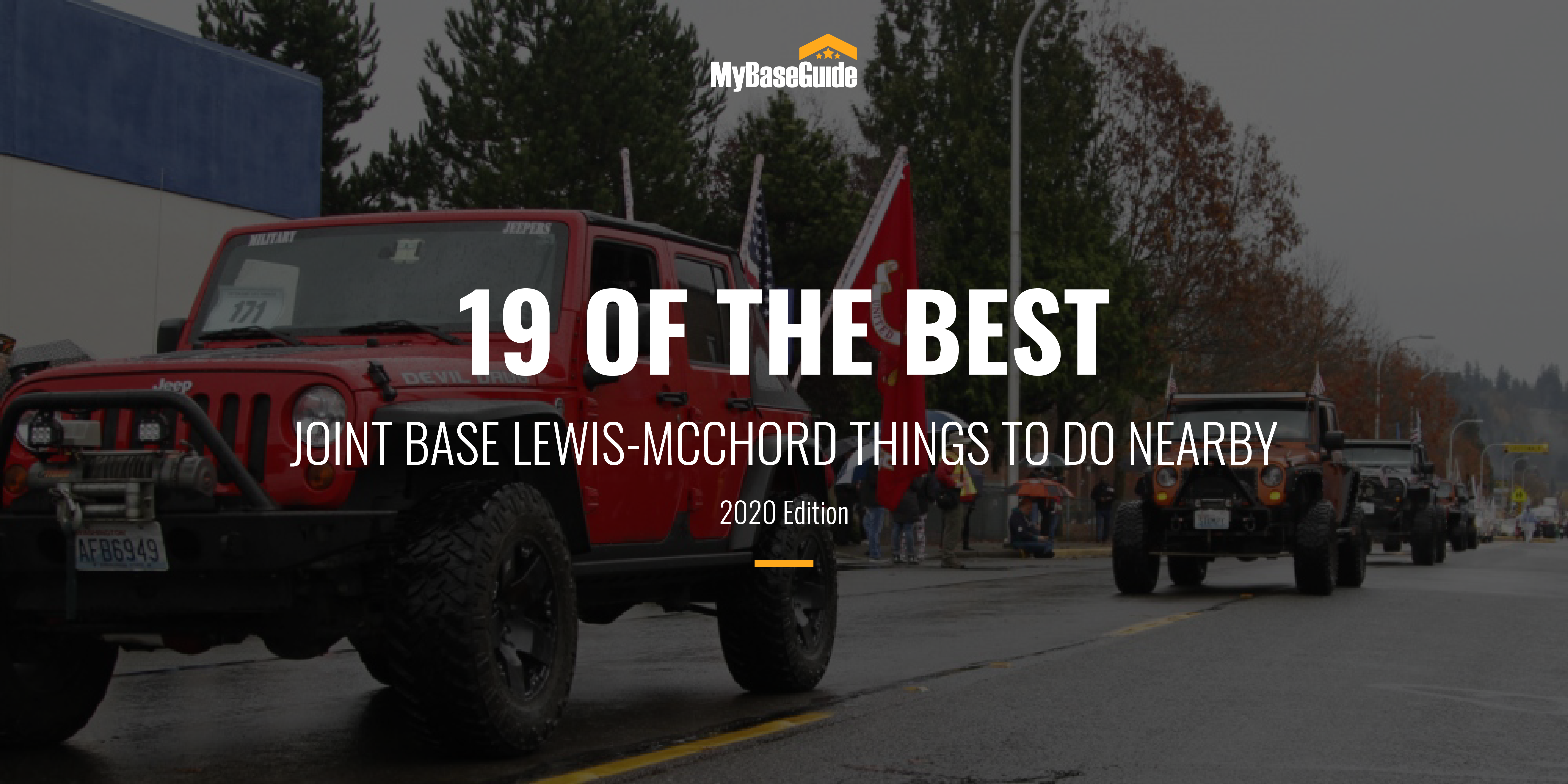 19 of the Best Joint Base Lewis Mcchord Things to Do Nearby