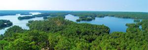 Parks, Rivers, & Lakes