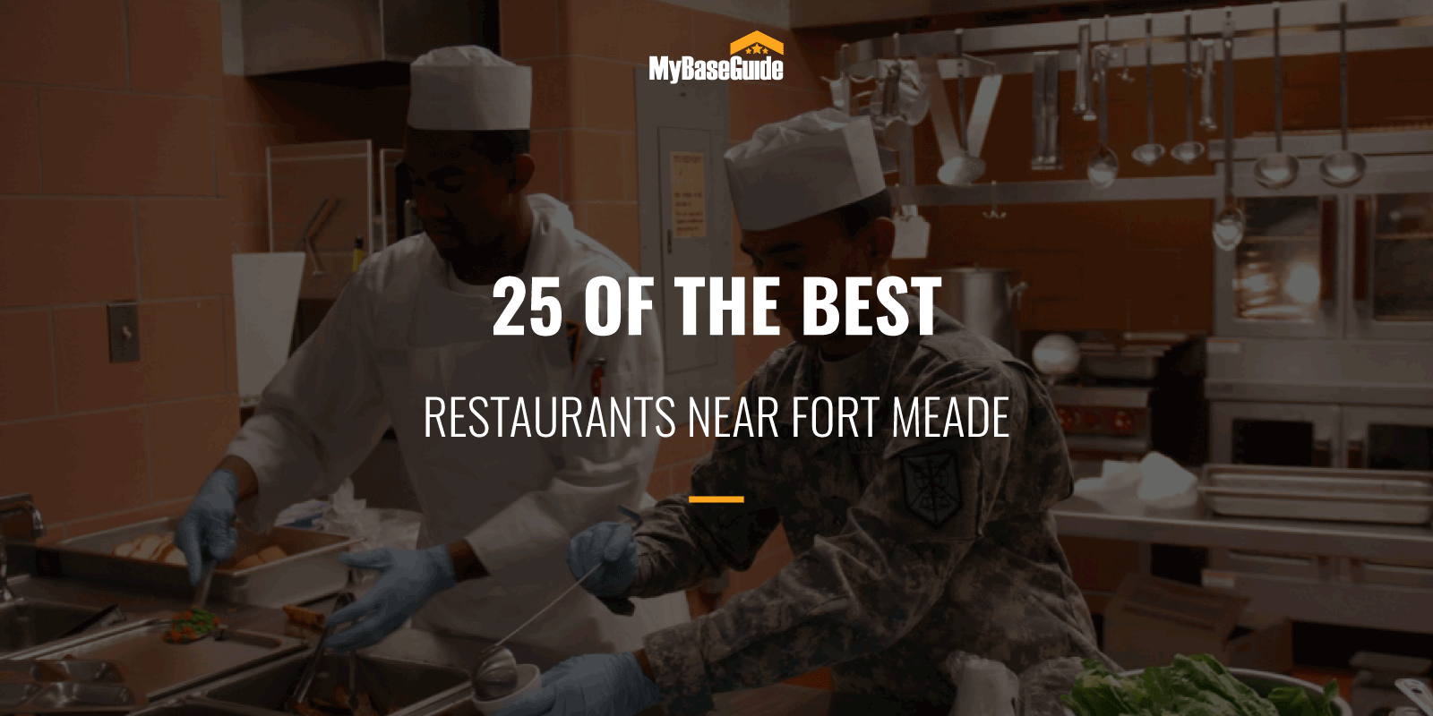 Best Fort Meade Restaurants