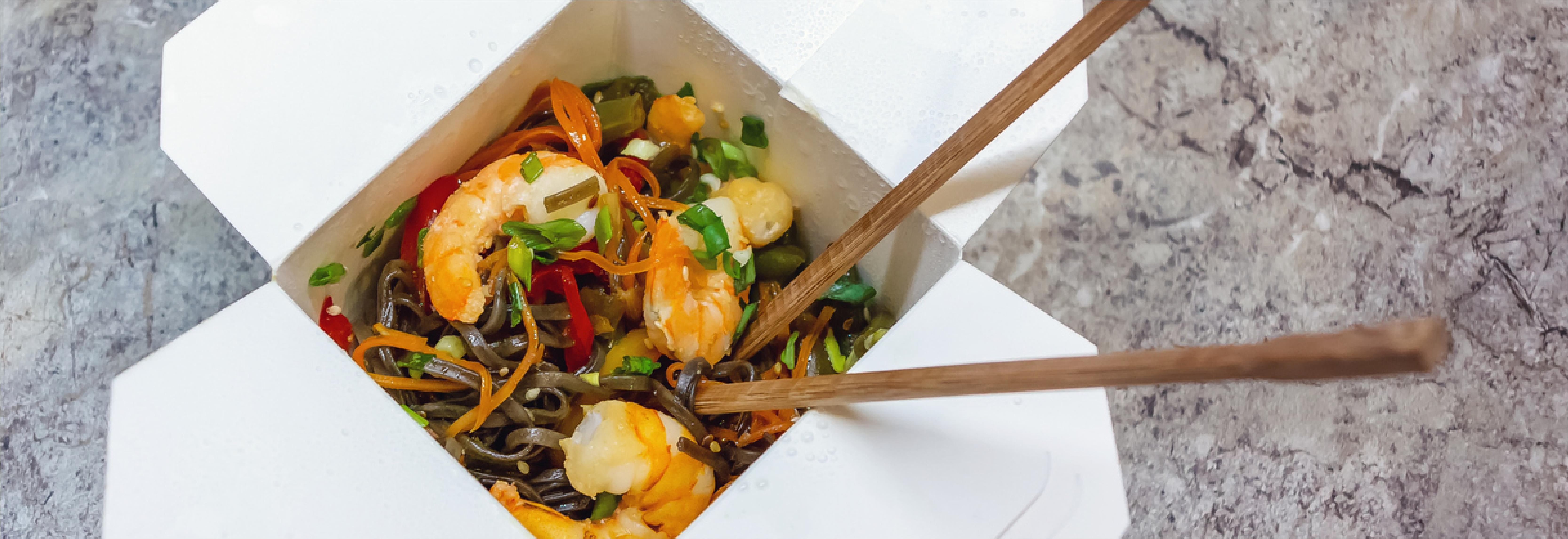 Asian Cuisine near Fort Lee