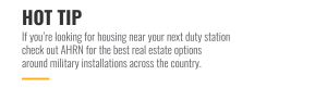 AHRN is the best real estate options around military installations across the country