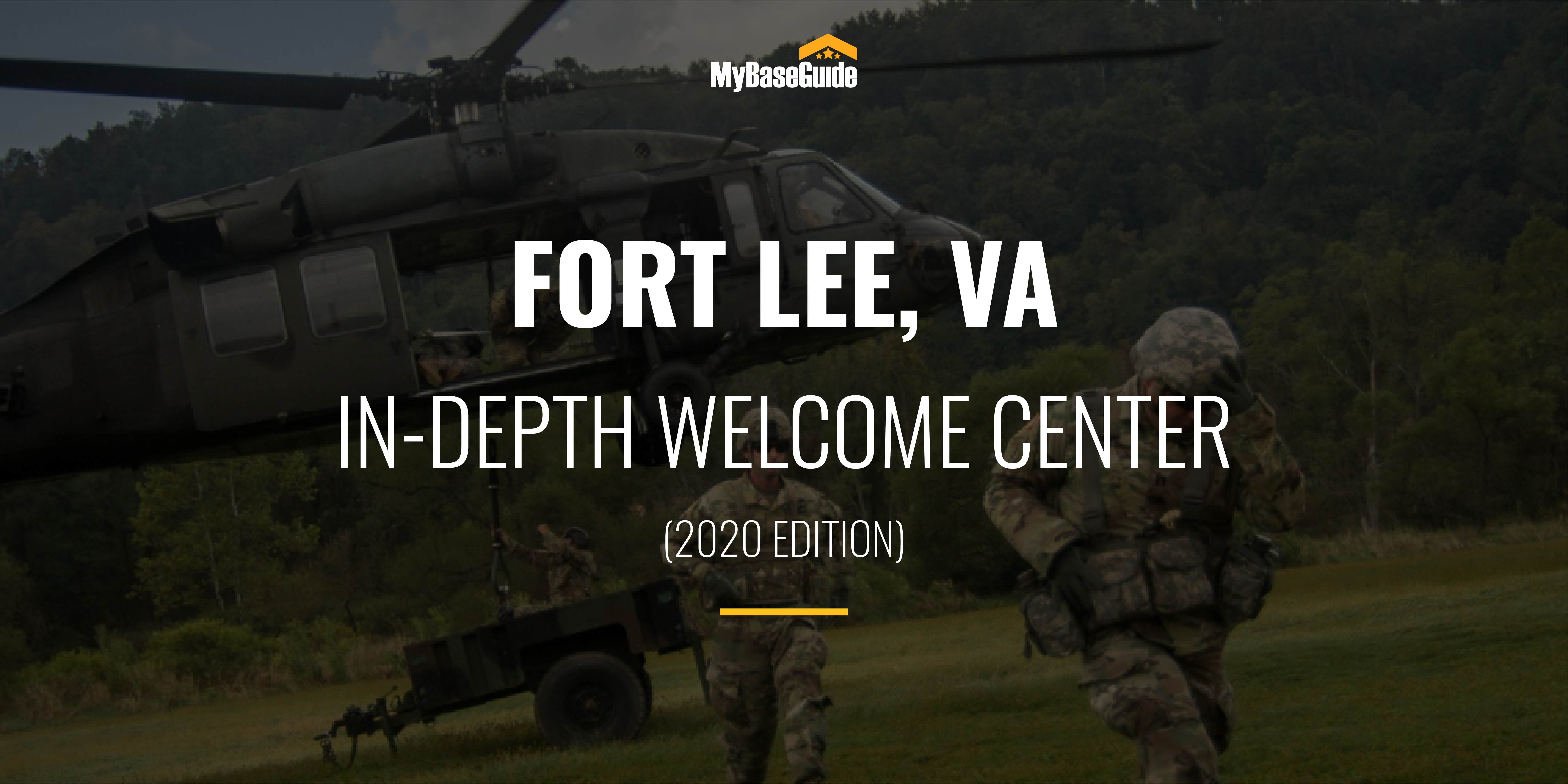 Fort Lee Virginia: In-Depth Welcome Center