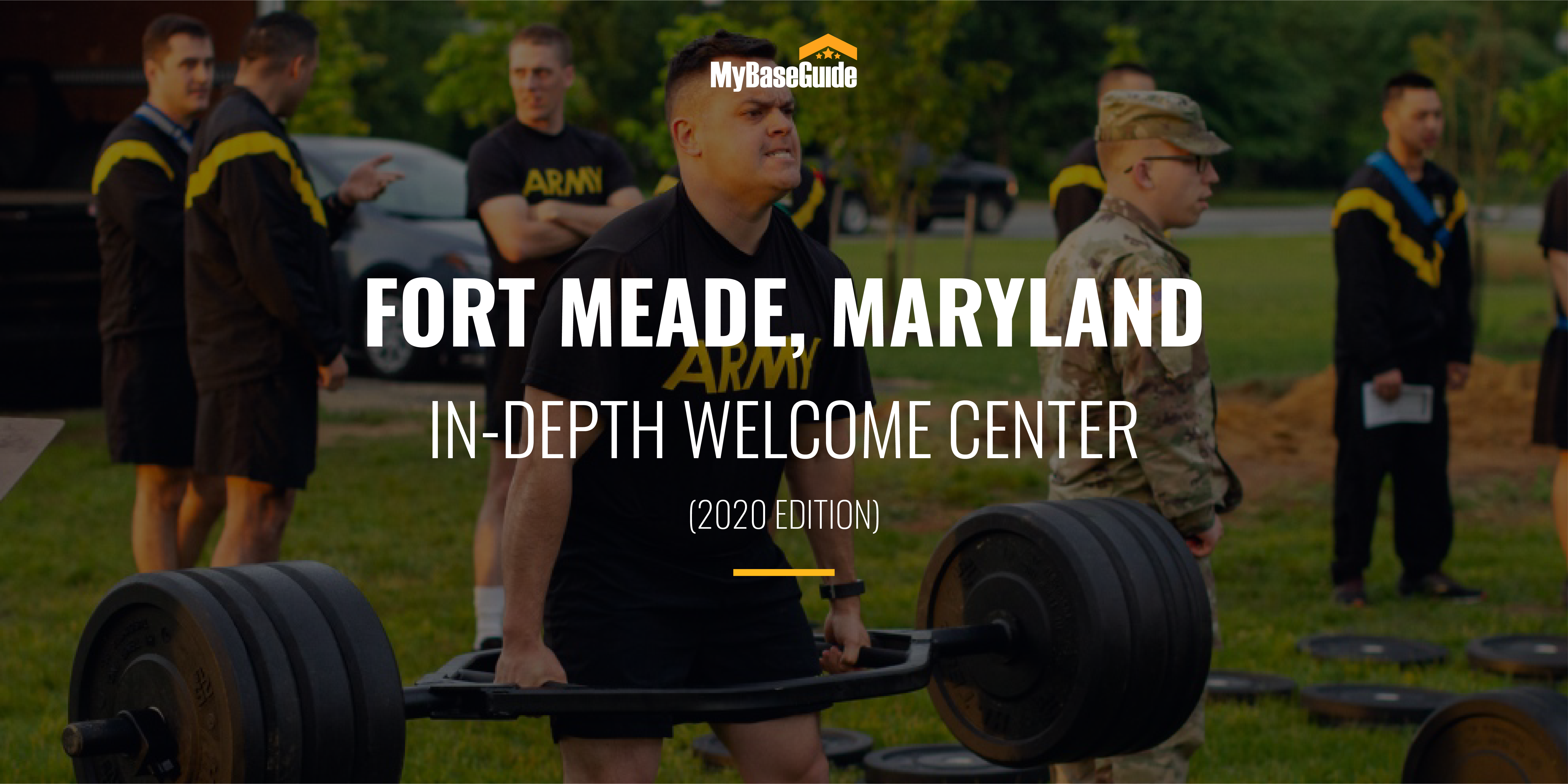 Fort Meade Maryland: In-Depth Welcome Center