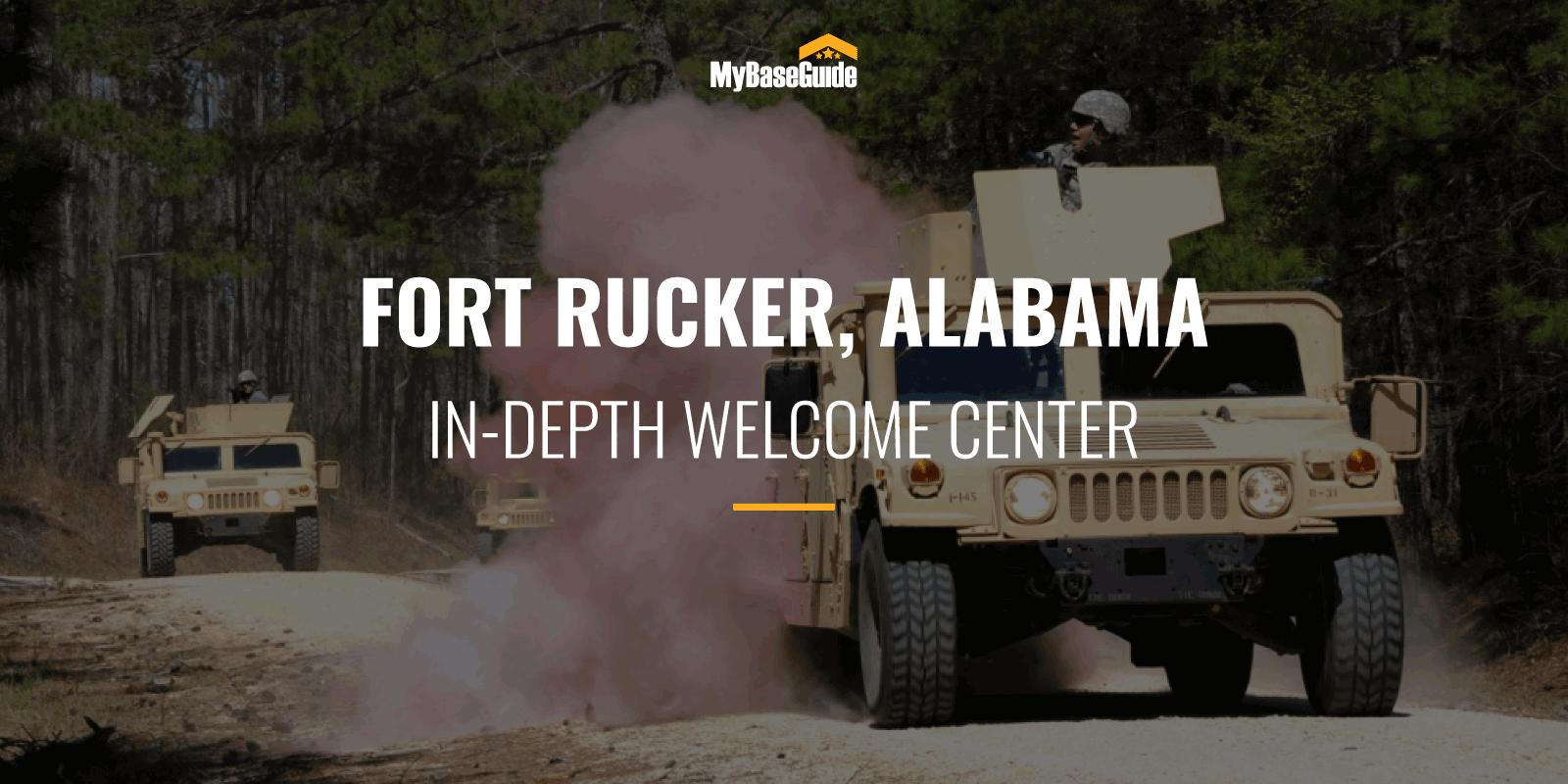 Fort Rucker In-Depth Welcome Center