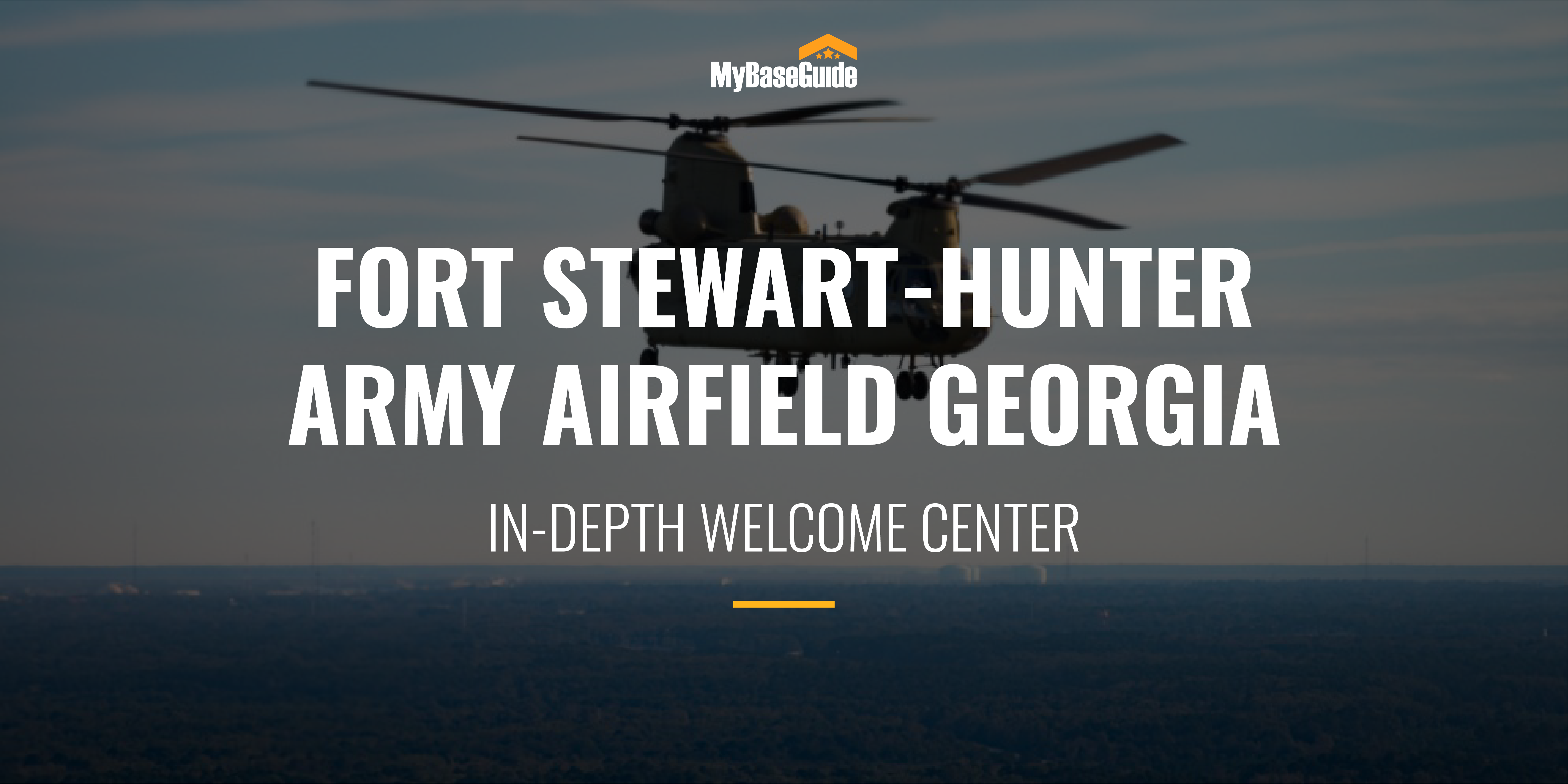 Fort Stewart-Hunter Army Airfield Georgia: In-Depth Welcome Center