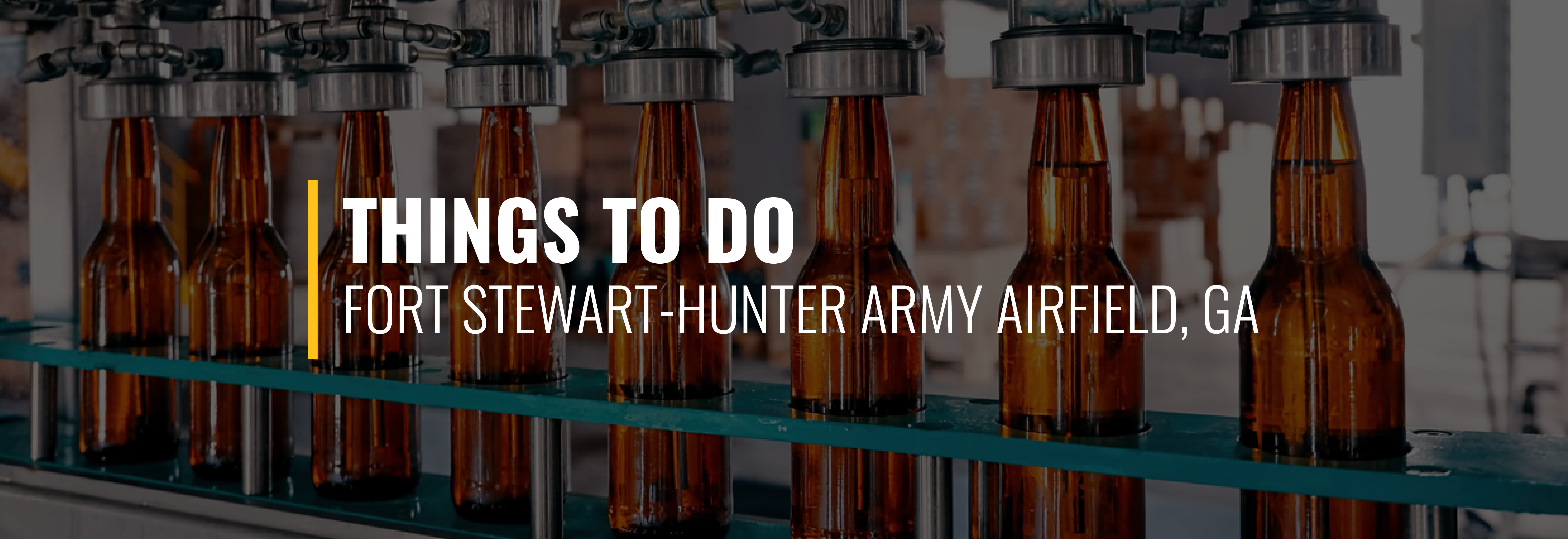 Things to Do Near Fort Stewart-Hunter Army Airfield
