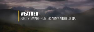 Fort Stewart Weather