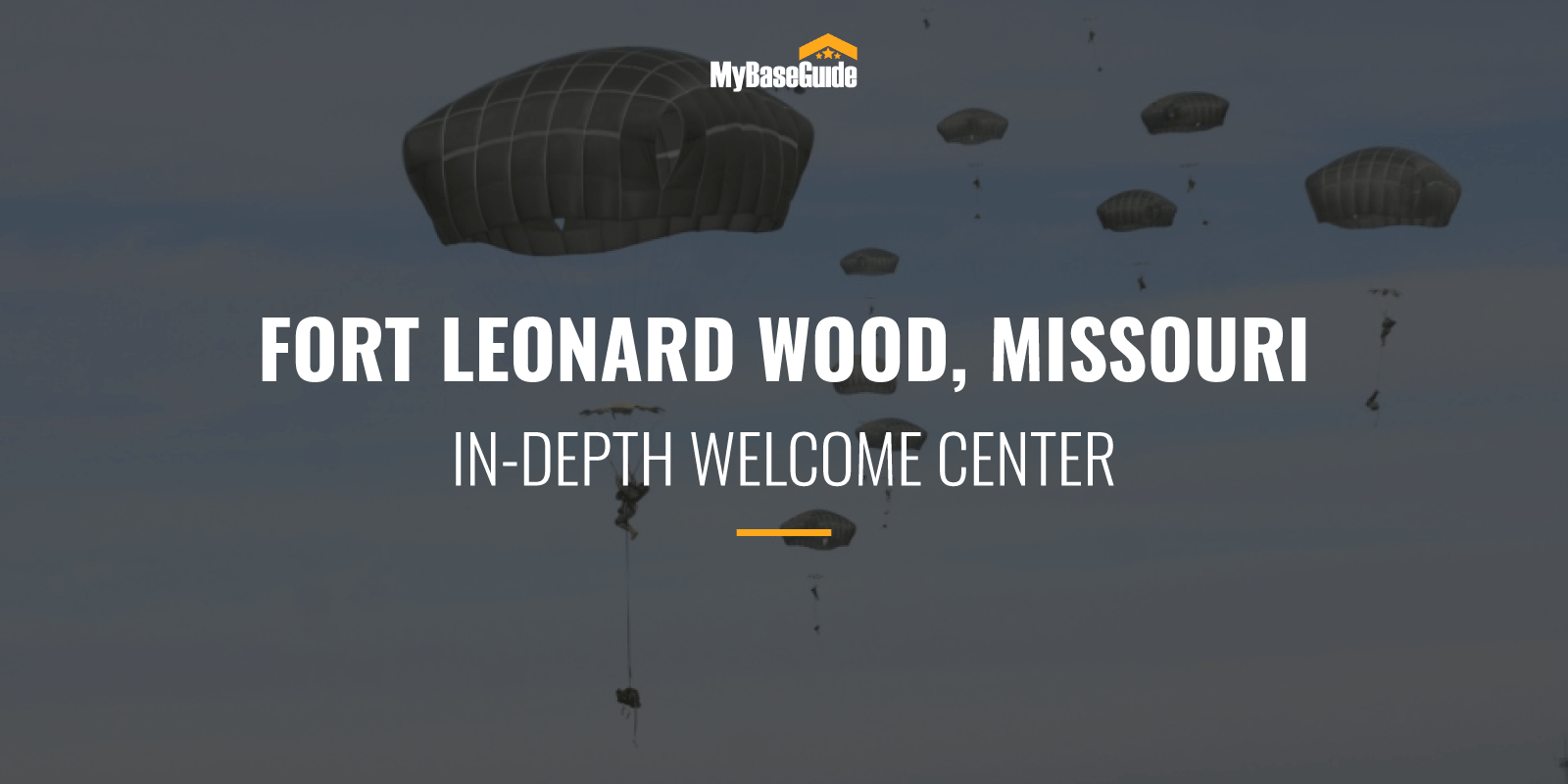 Fort Leonard Wood In-Depth Welcome Center