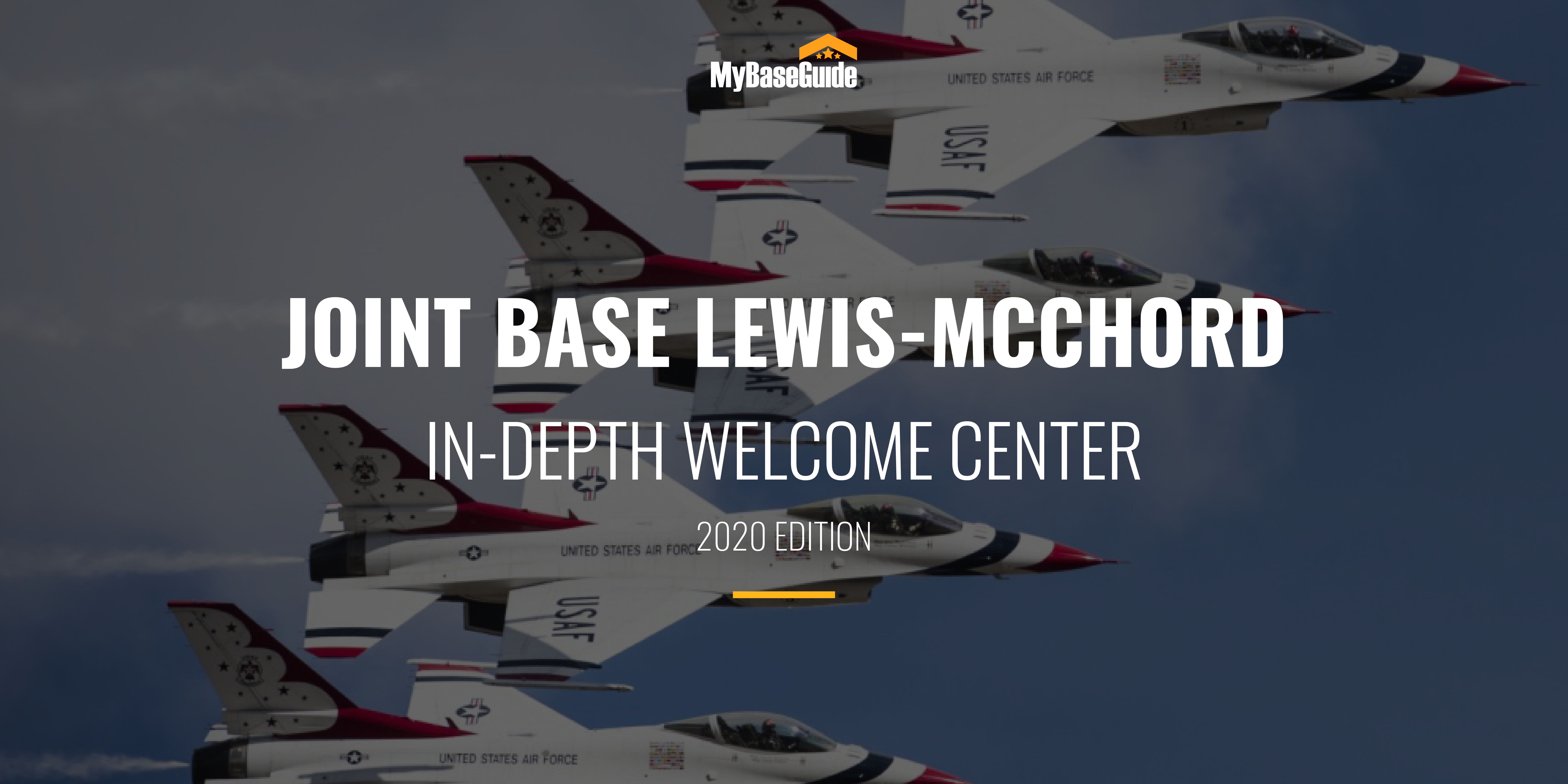 Joint Base Lewis-McChord: In-Depth Welcome Center