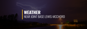Joint Base Lewis-McChord Weather