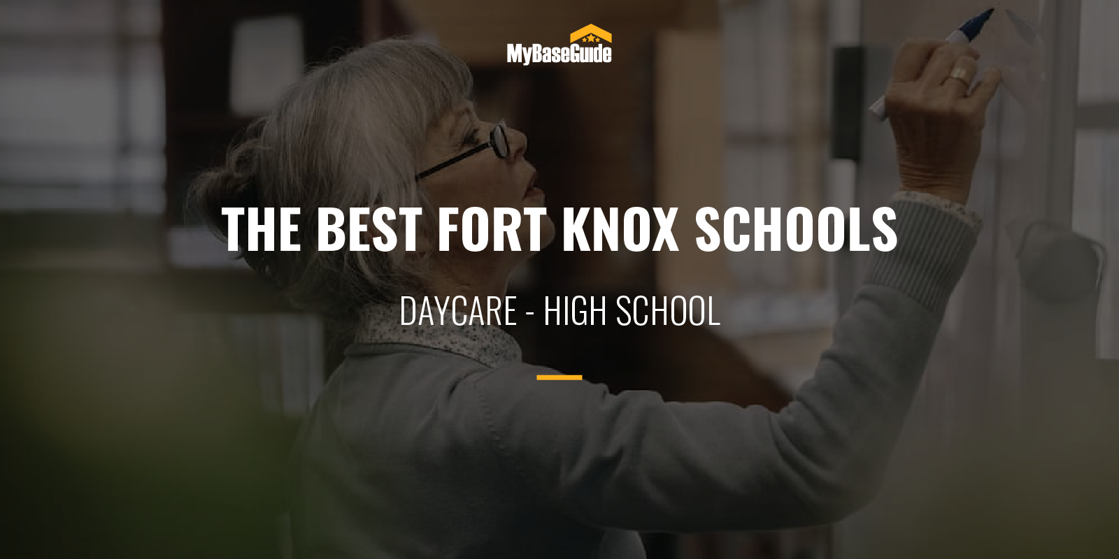 Best Schools Fort Knox
