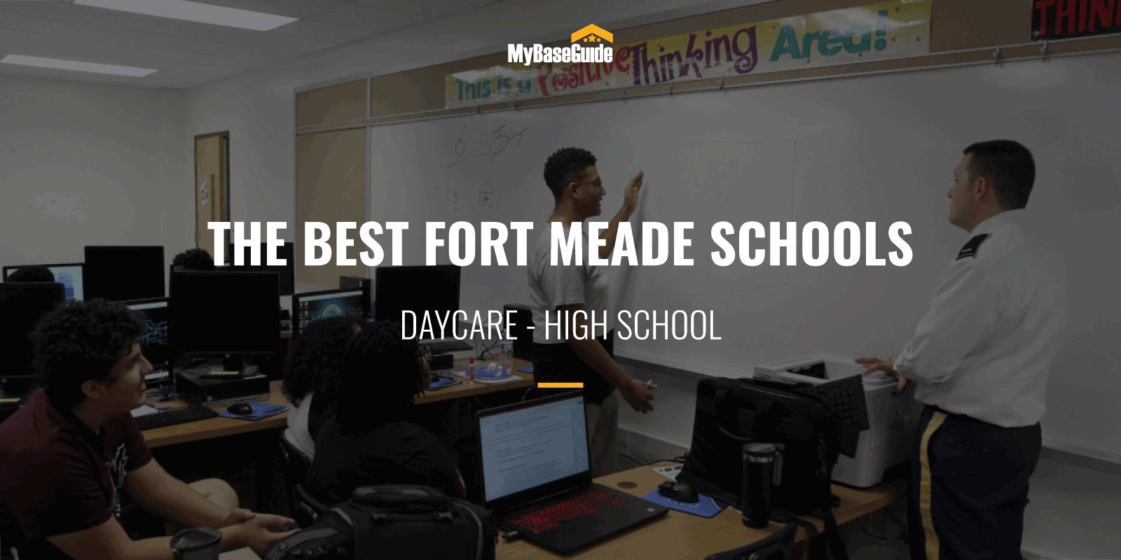 Best Fort Meade Schools