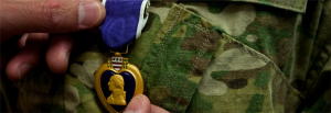 Introducing the Purple Heart Medal
