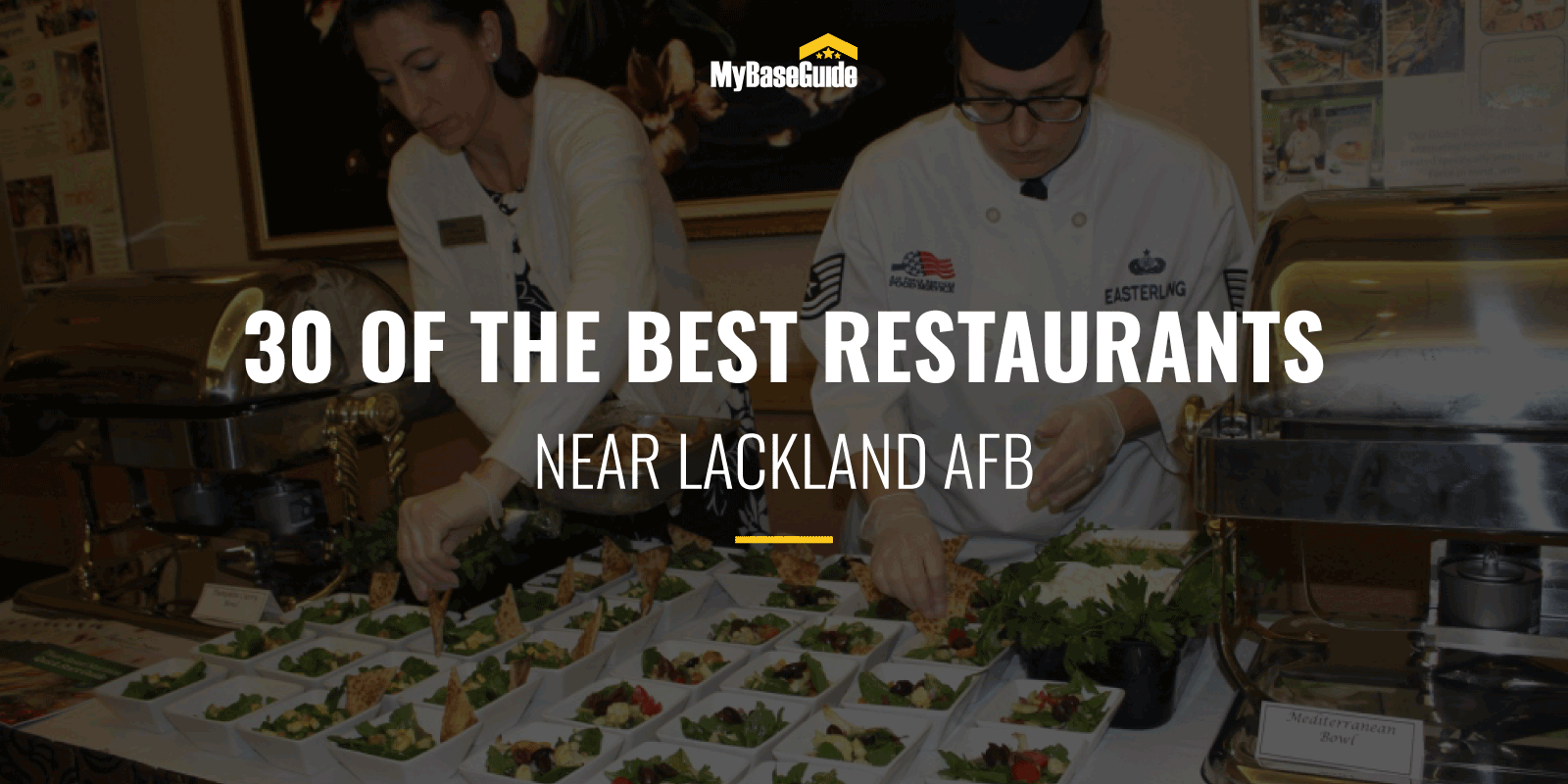 Best Restaurants Near Lackland AFB