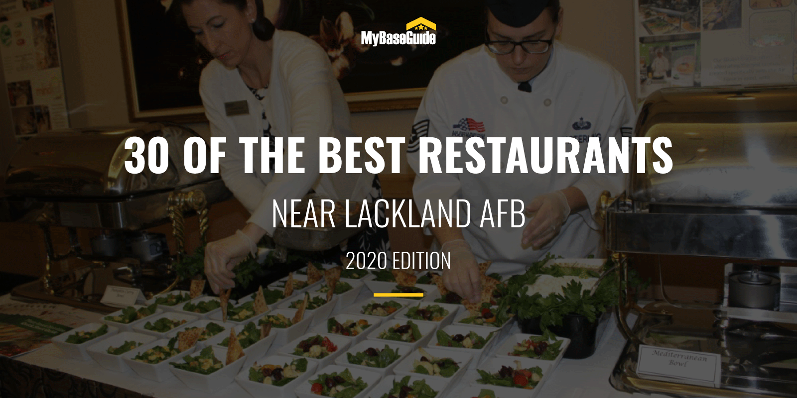 30 of the Best Restaurants Near Lackland AFB