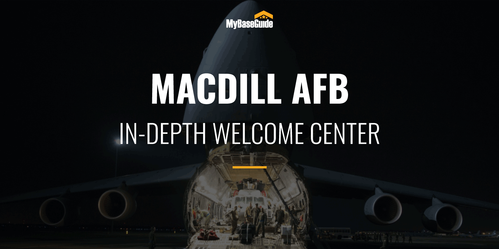 MacDill AFB In-Depth Welcome Center