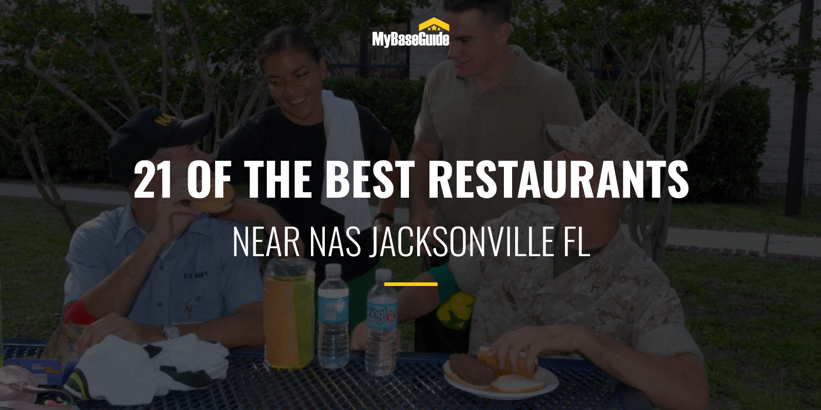 21 Of the Best Restaurants Near NAS Jacksonville FL