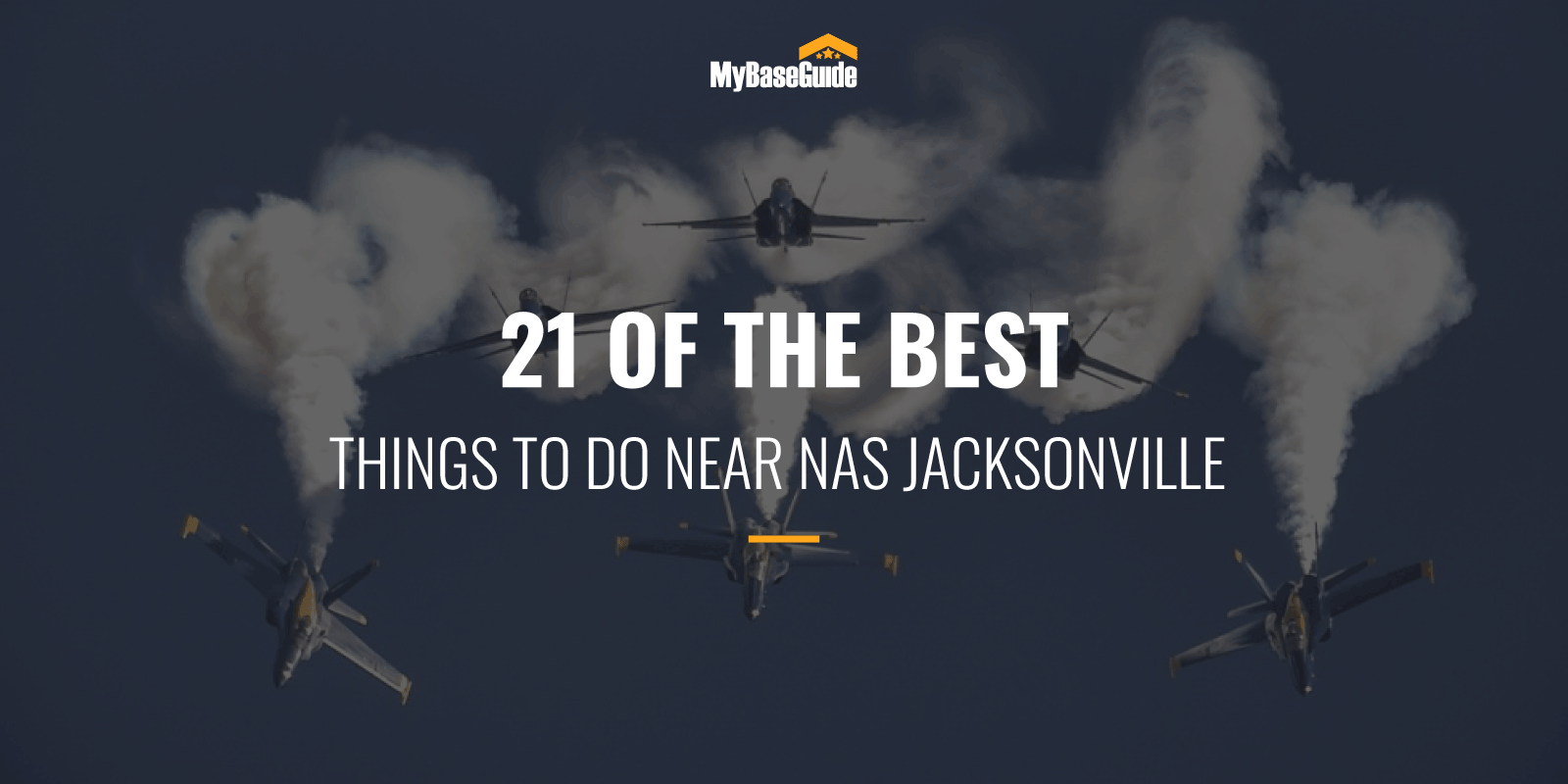 Best Things To Do near NAS Jacksonville