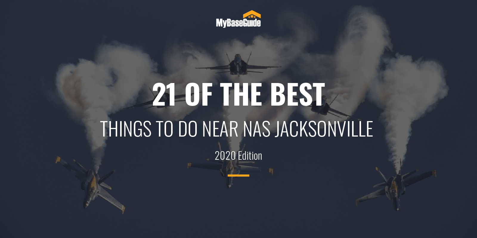 21 Of the Best Things to Do Near NAS Jacksonville