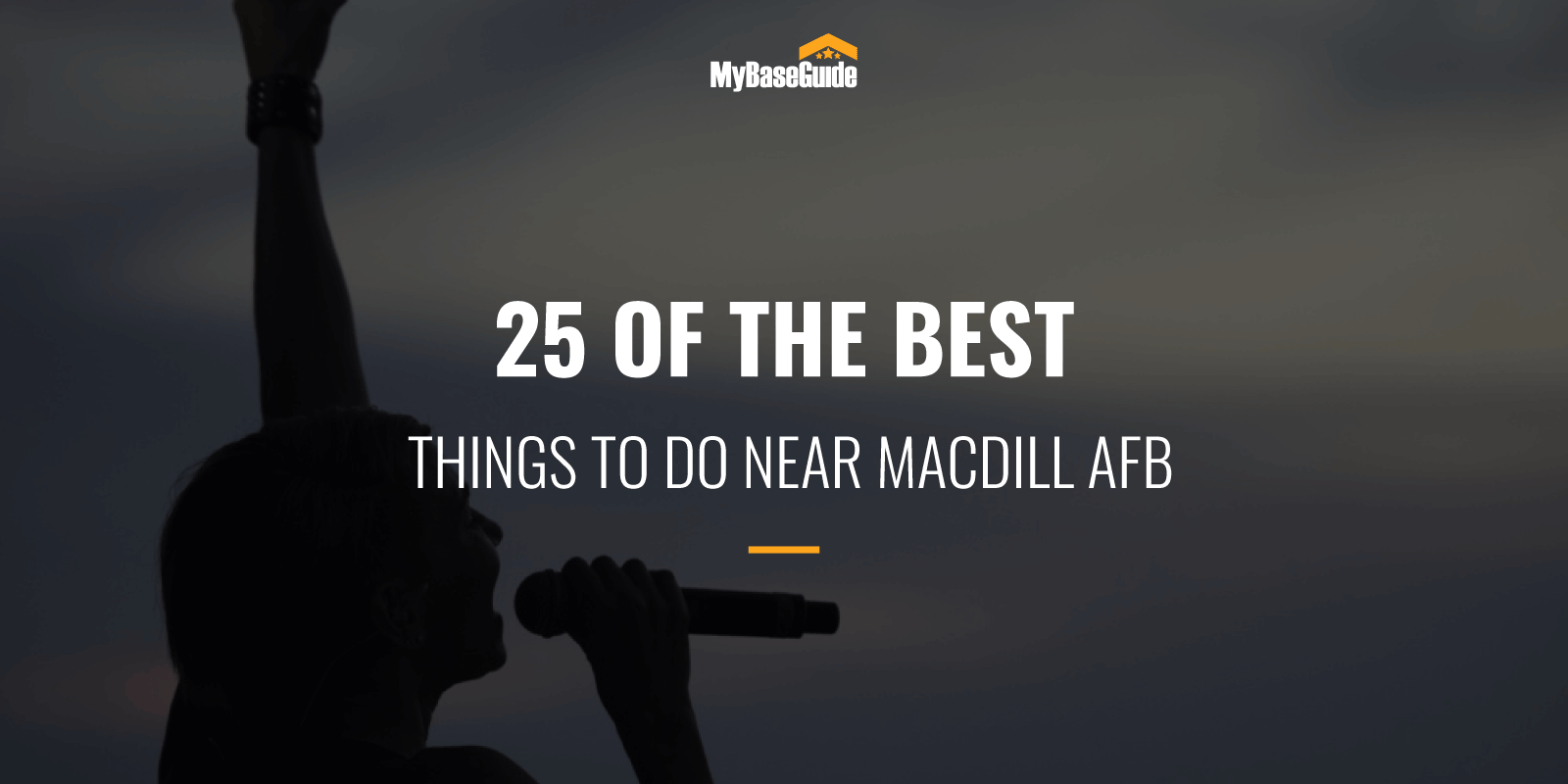 Best Things to Do MacDill AFB
