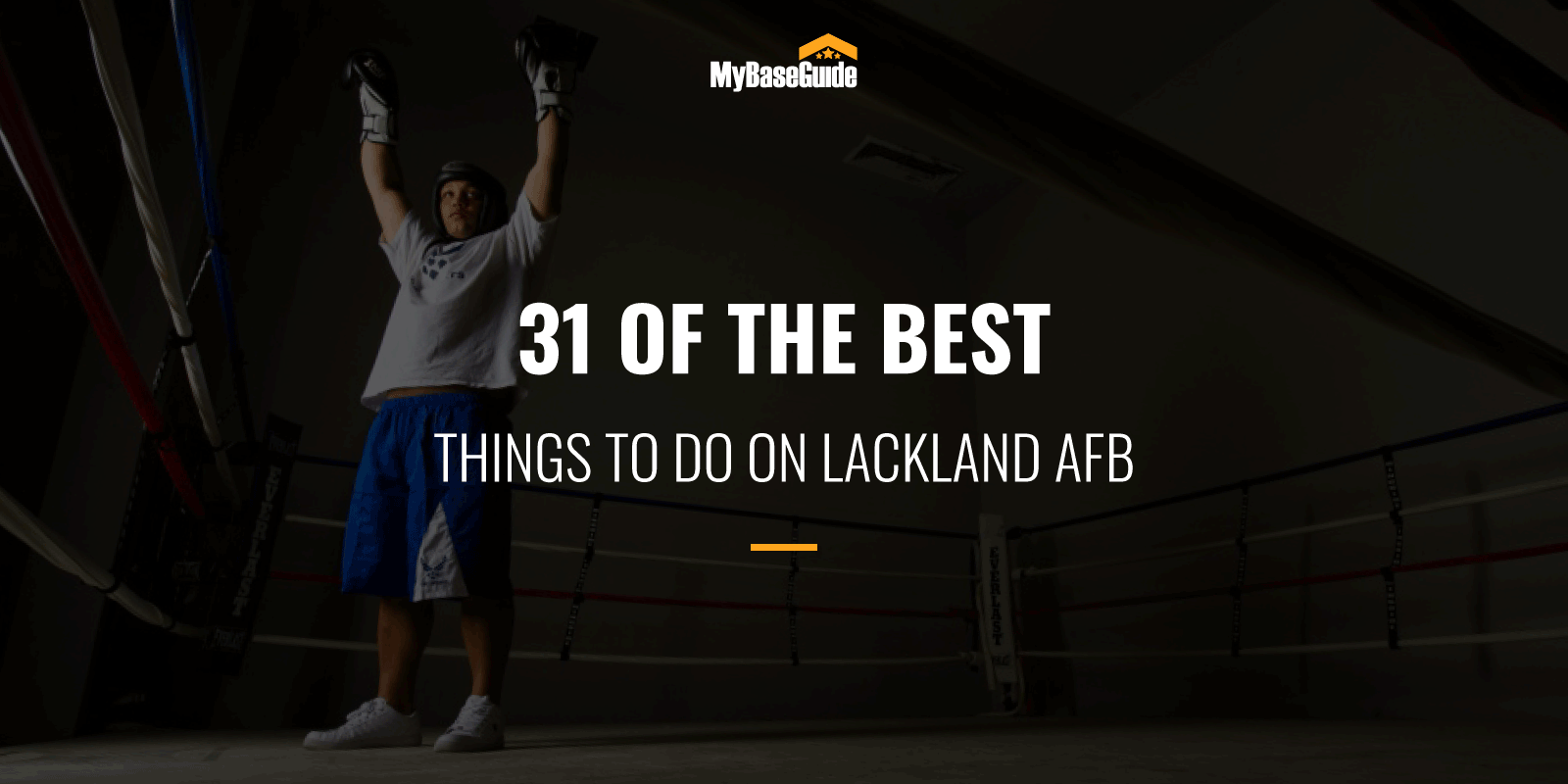 Best Things To Do Near Lackland