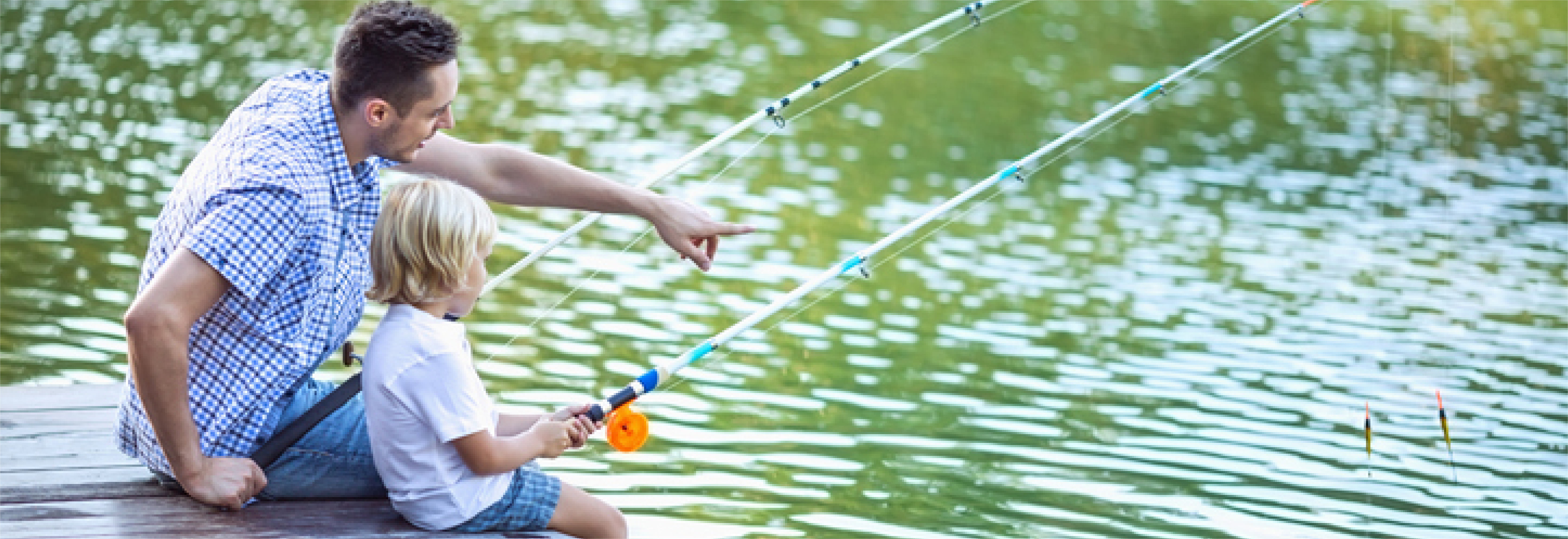 Fishing and Hunting Spots on and Near Little Rock AFB