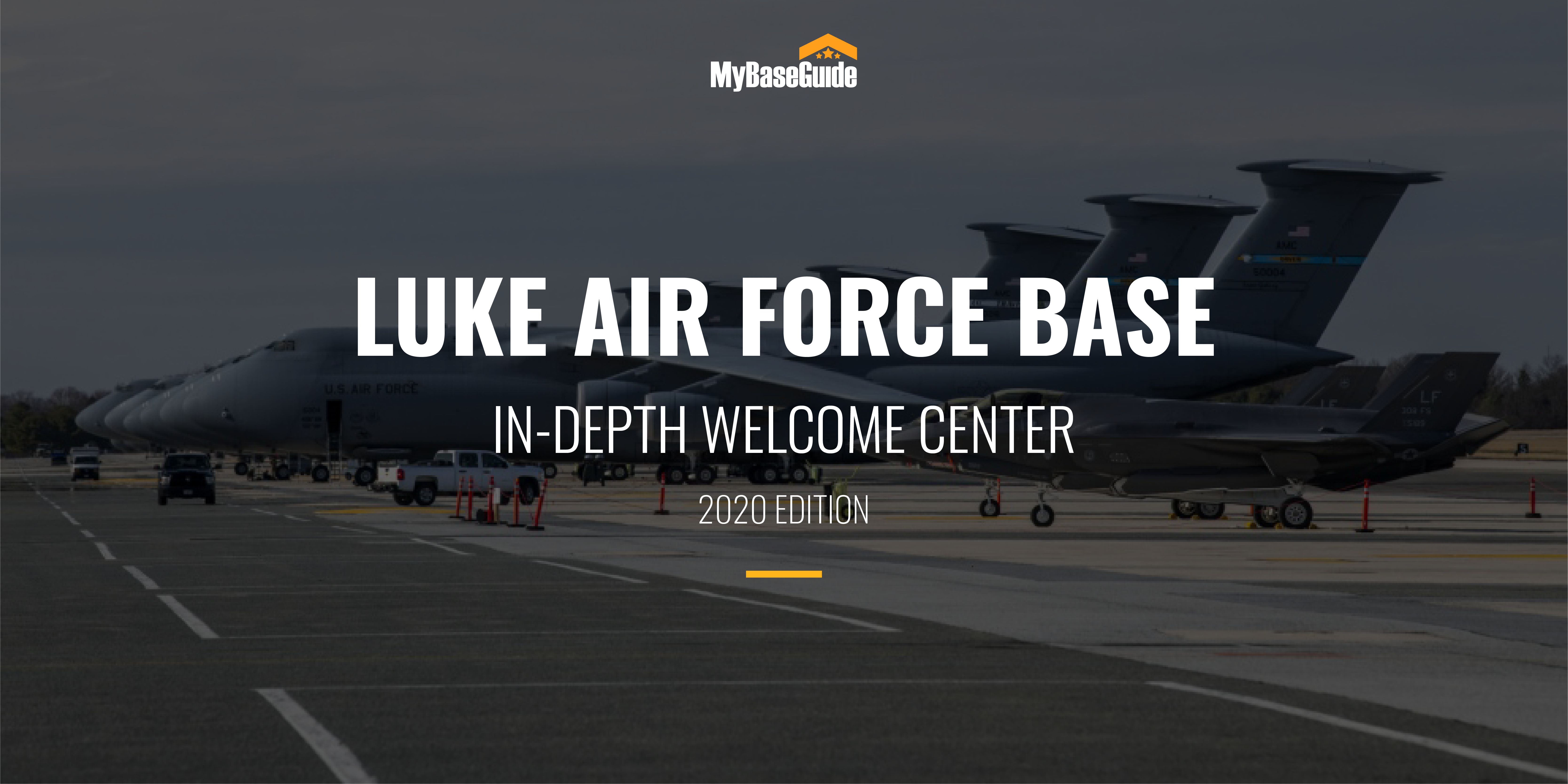 Luke Air Force Base: In-Depth Welcome Center