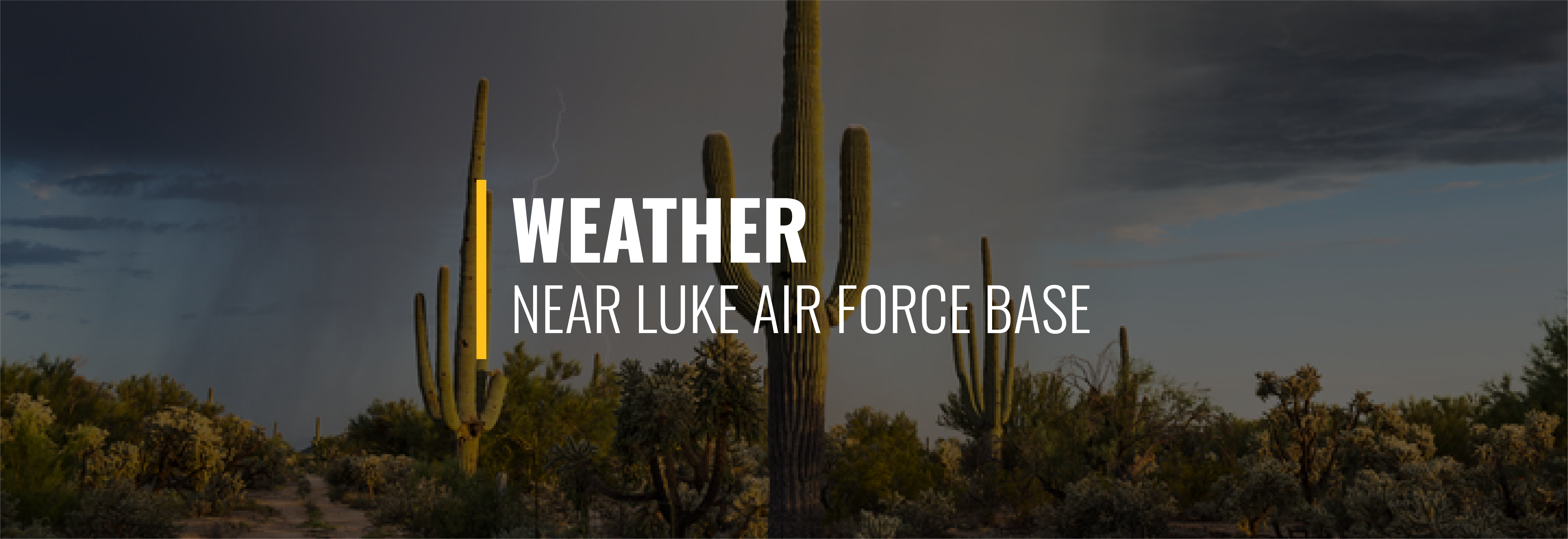 Luke Air Force Base Weather