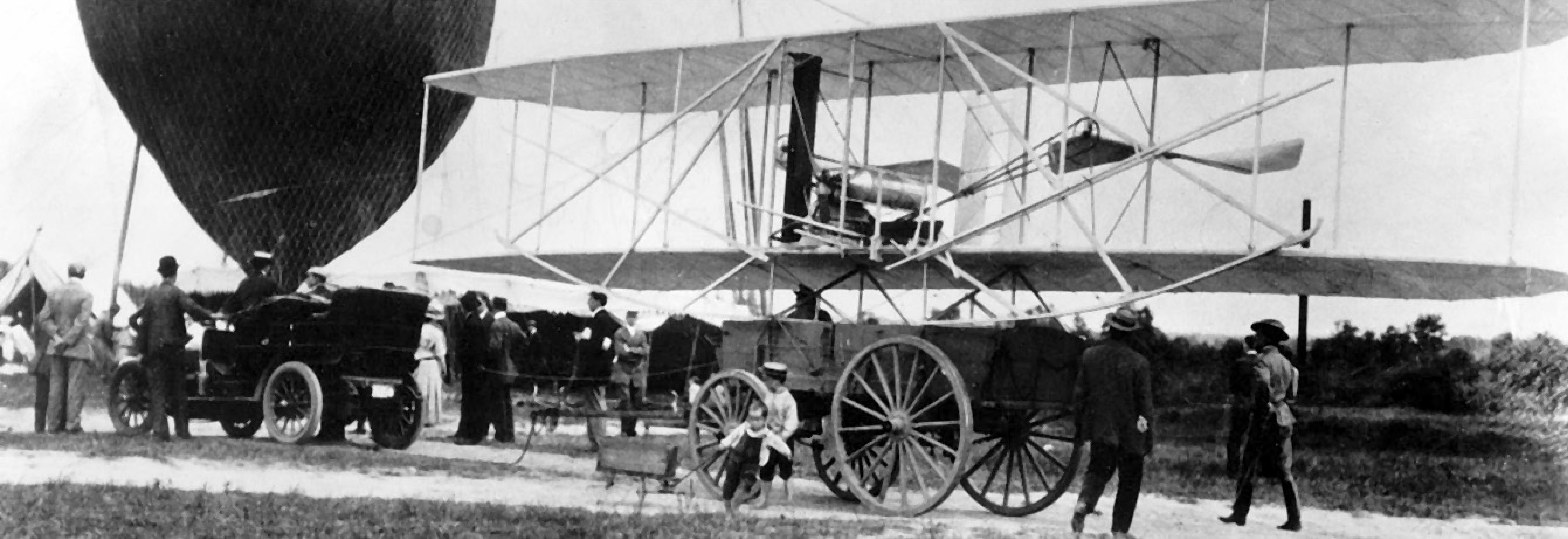 Dawn of Military Aviation