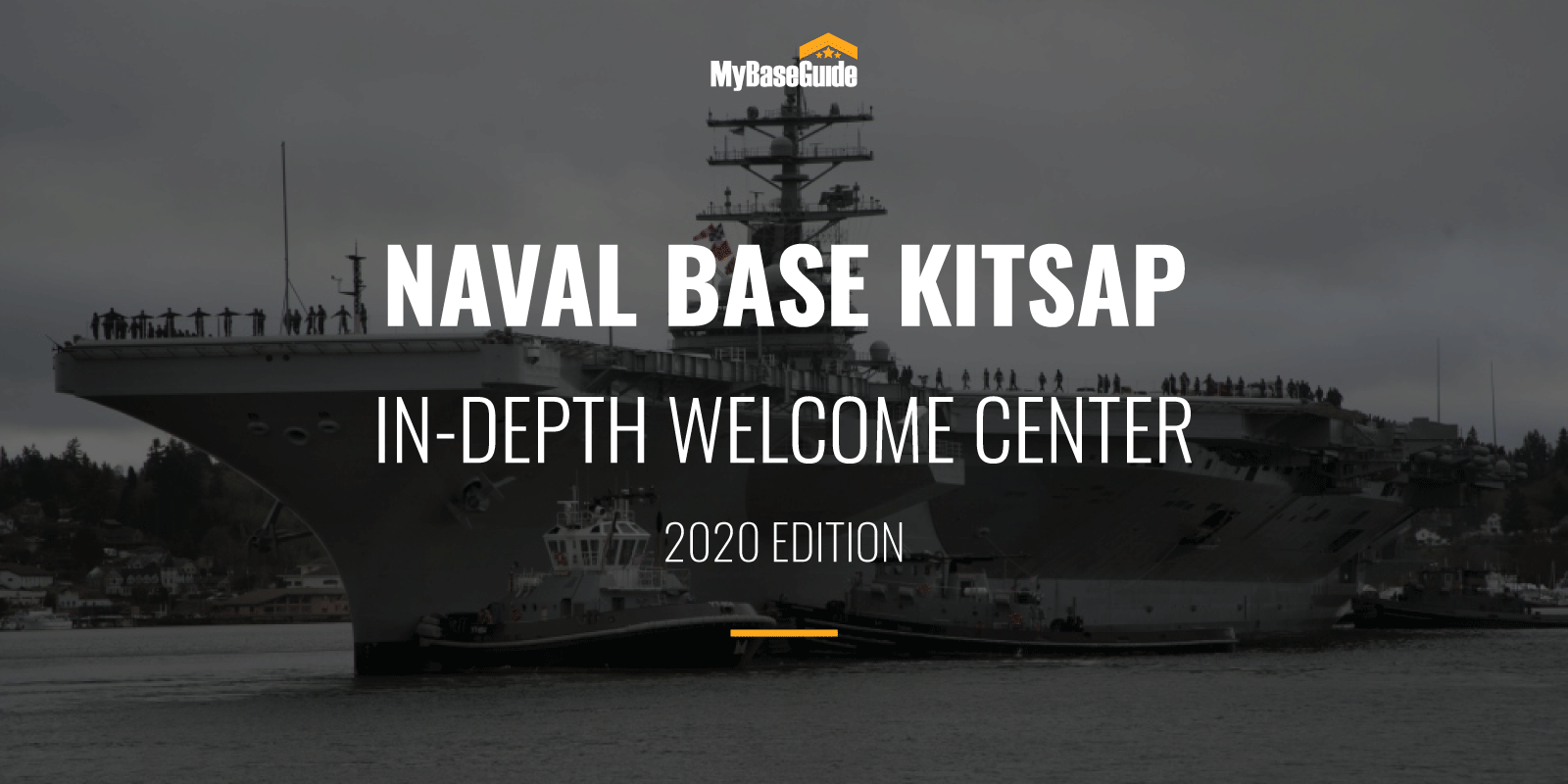 Naval Base Kitsap: In-Depth Welcome Center