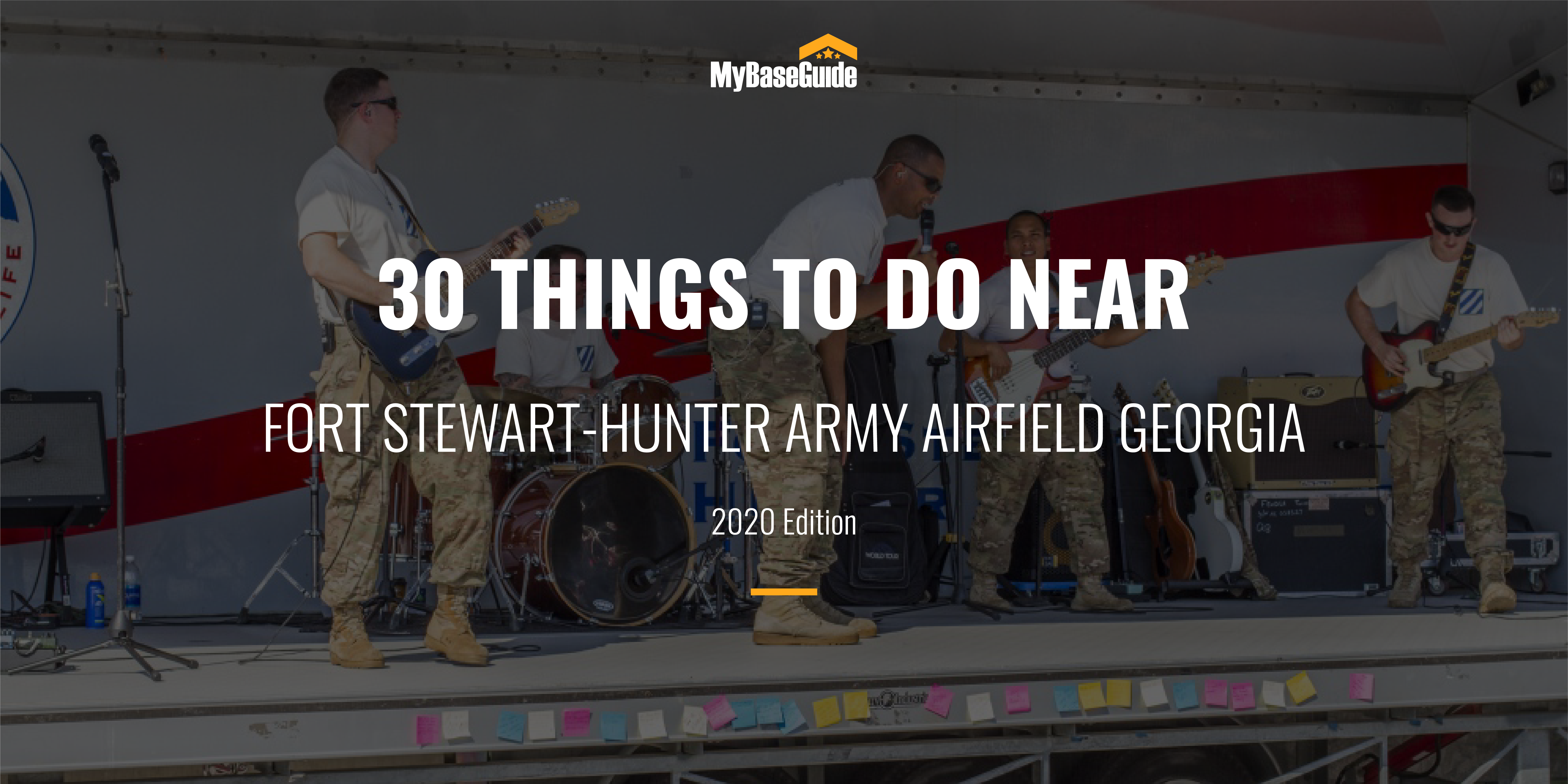 30 Things to Do Near Fort Stewart-Hunter Army Airfield Georgia